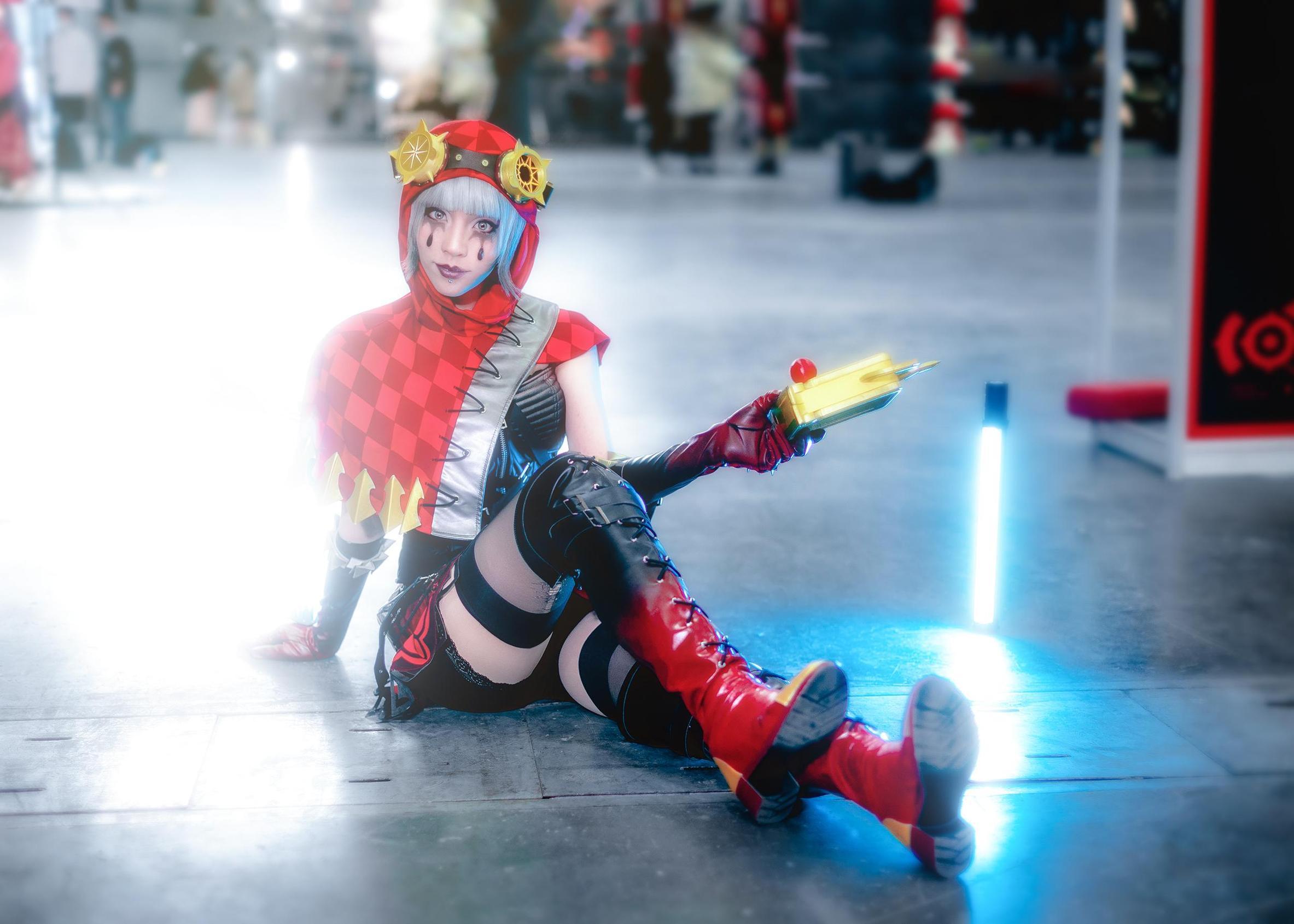 《小红帽》游戏cosplay【CN:-Sekai-】-第5张