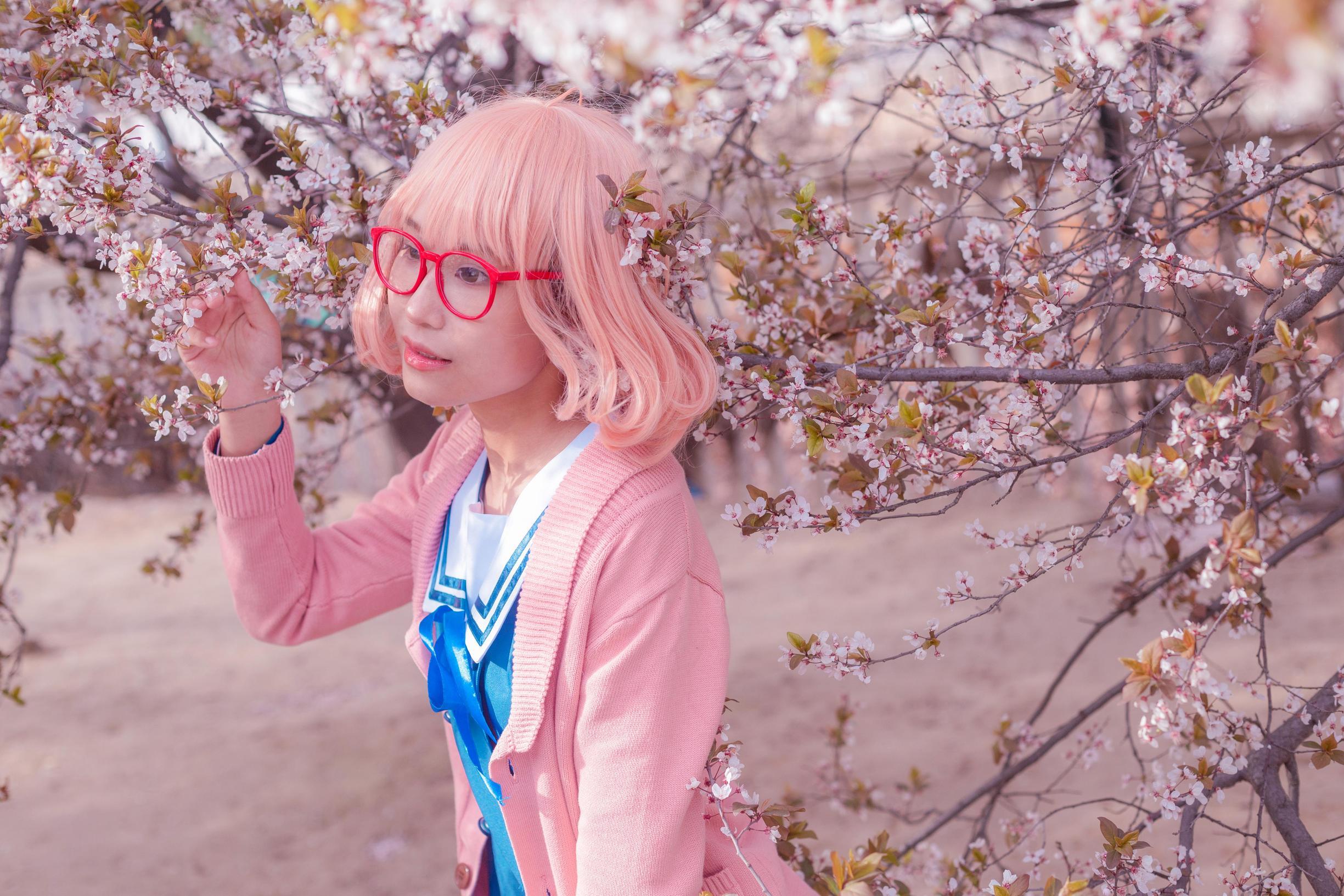 《境界的彼方》正片cosplay【CN:Kanna鹤见】-第8张