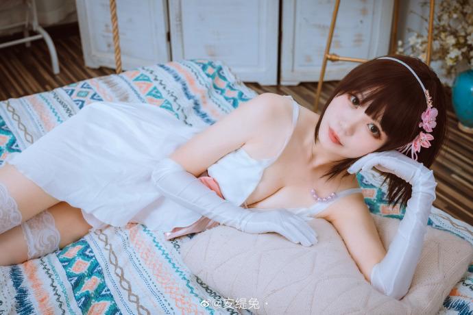 [COS]路人女主的养成方法   加藤惠   @安缇兔· (9P) -cosplay饰品图片插图