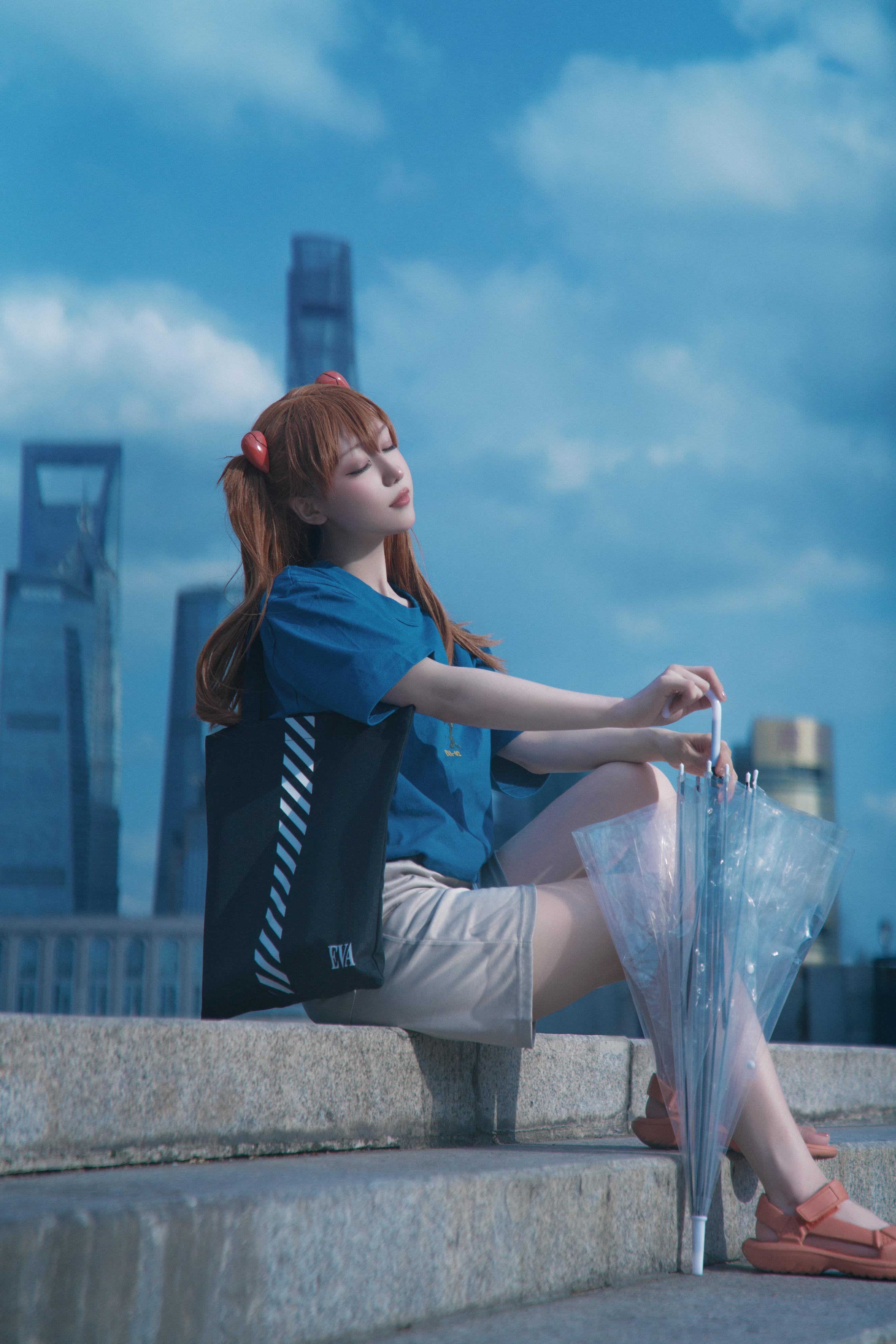 《新世纪福音战士》明日香cosplay【CN:阿凡usagi】-第6张