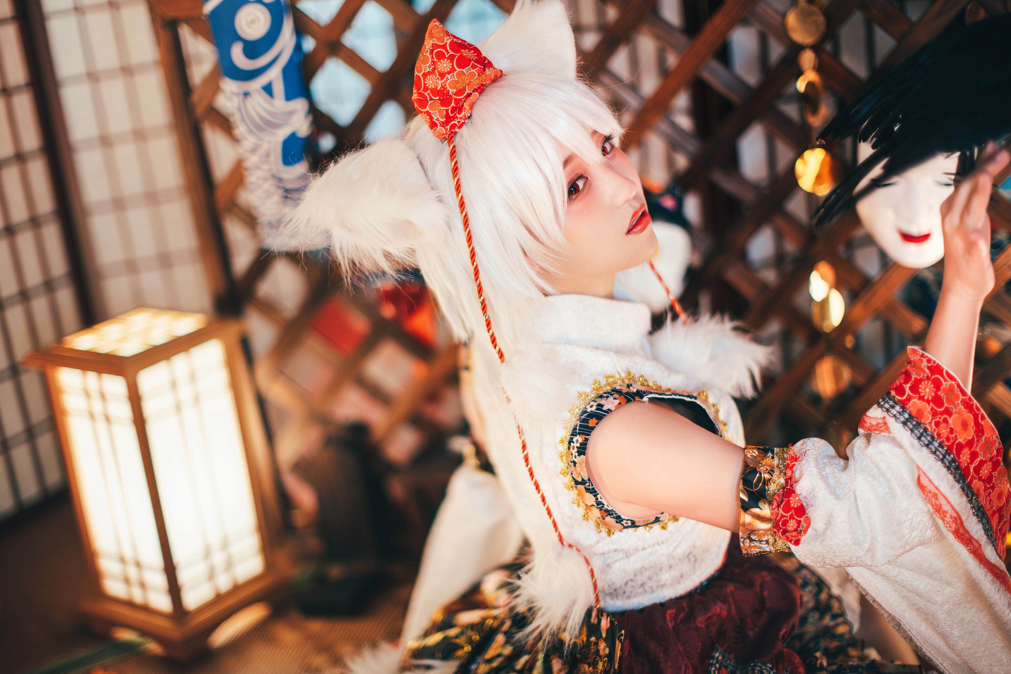 《东方PROJECT》车万cosplay【CN:歌梨】-第18张