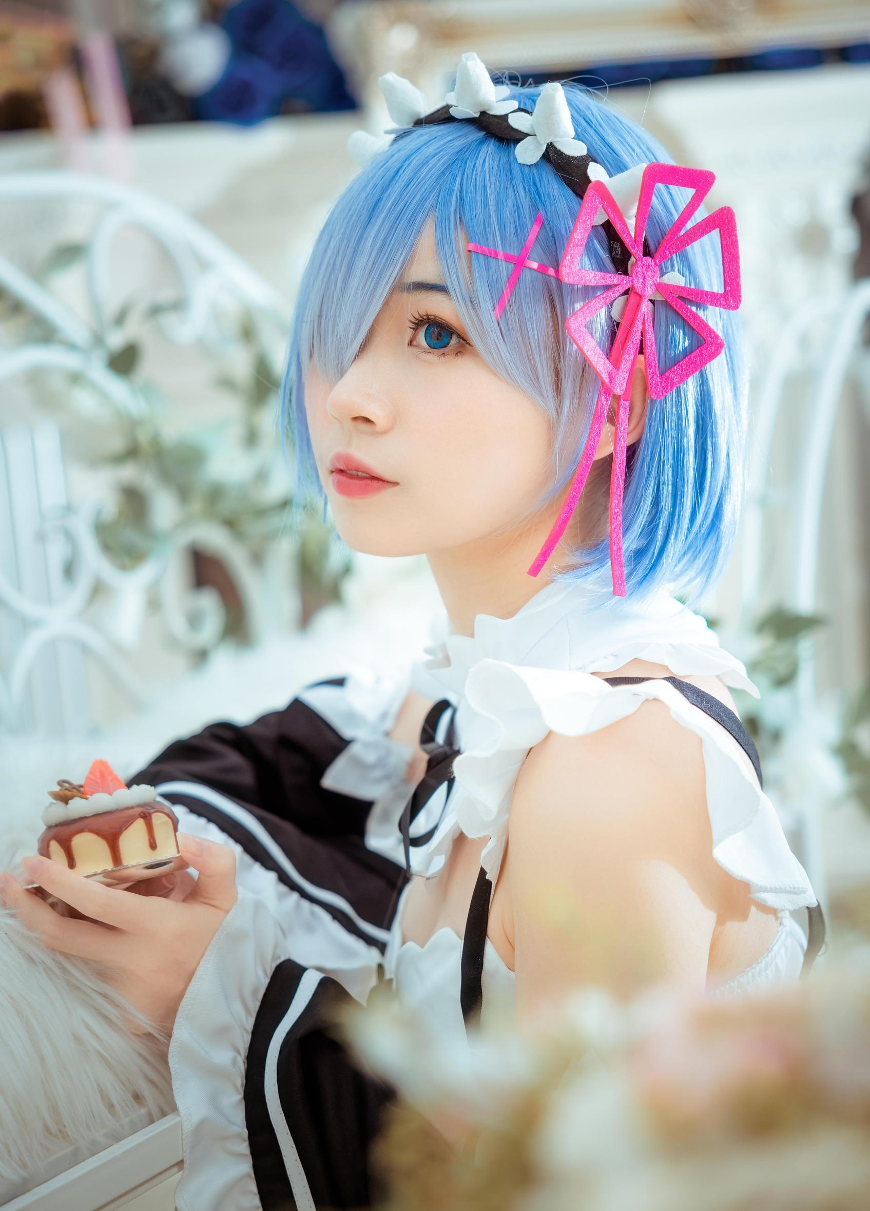 《RE:从零开始的异世界生活》正片cosplay【CN:铅华wr】-第8张