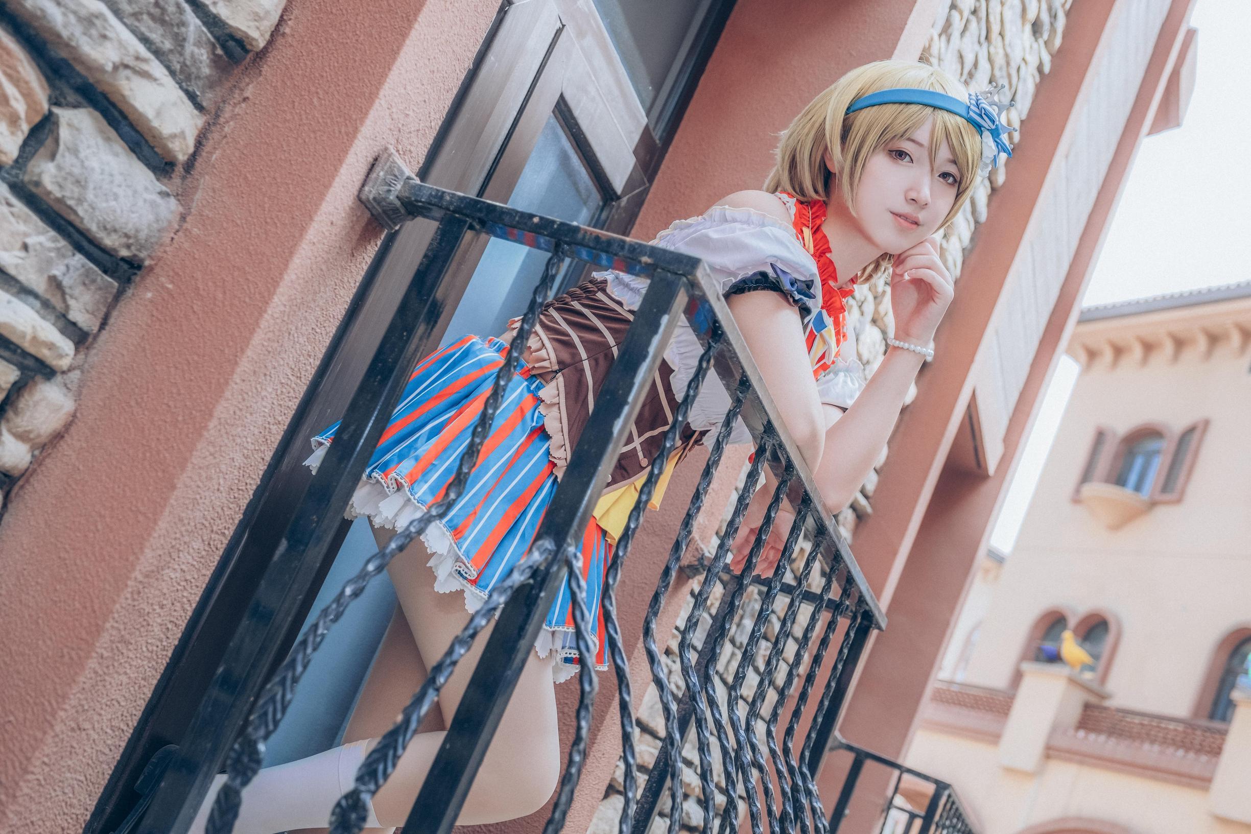 《LOVE LIVE!》正片cosplay【CN:辰苏】-第5张