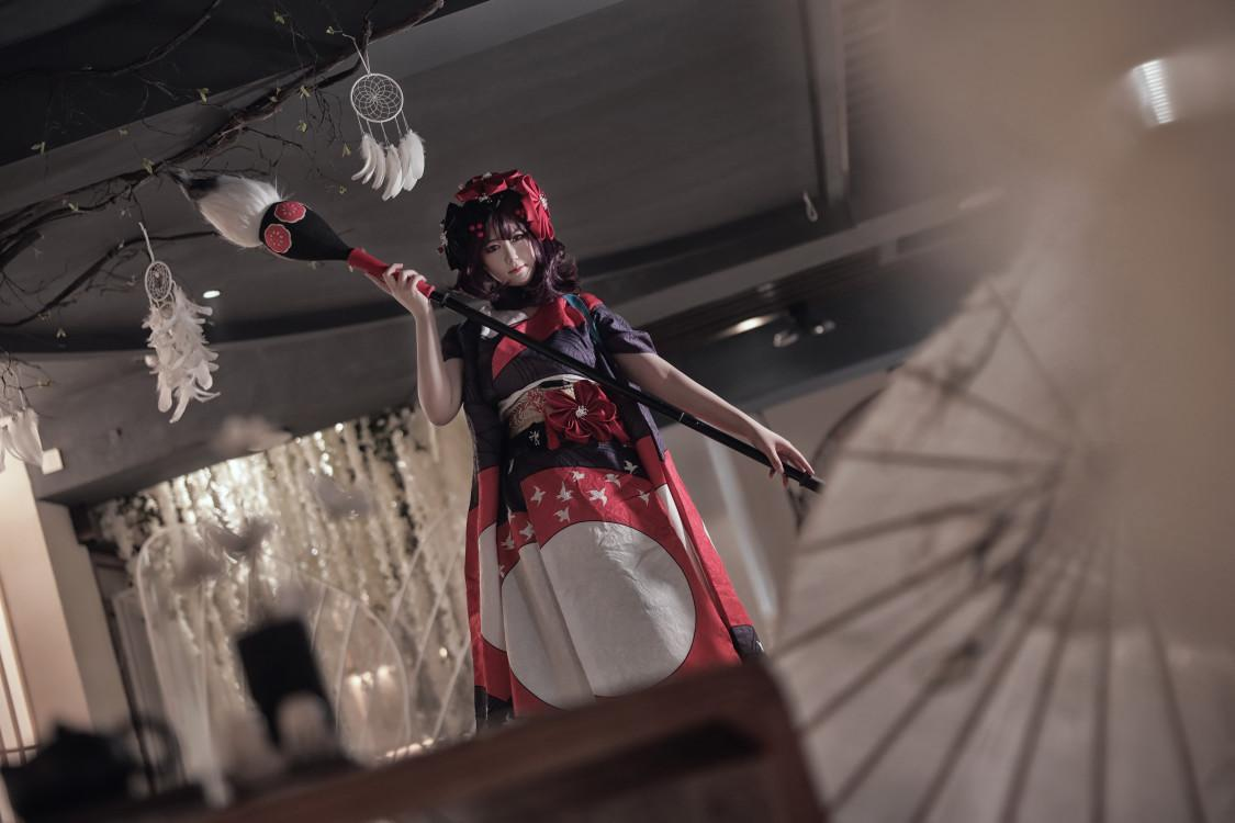 《FATE/GRAND ORDER》正片cosplay【CN:阿克曼欧气满满】-第8张