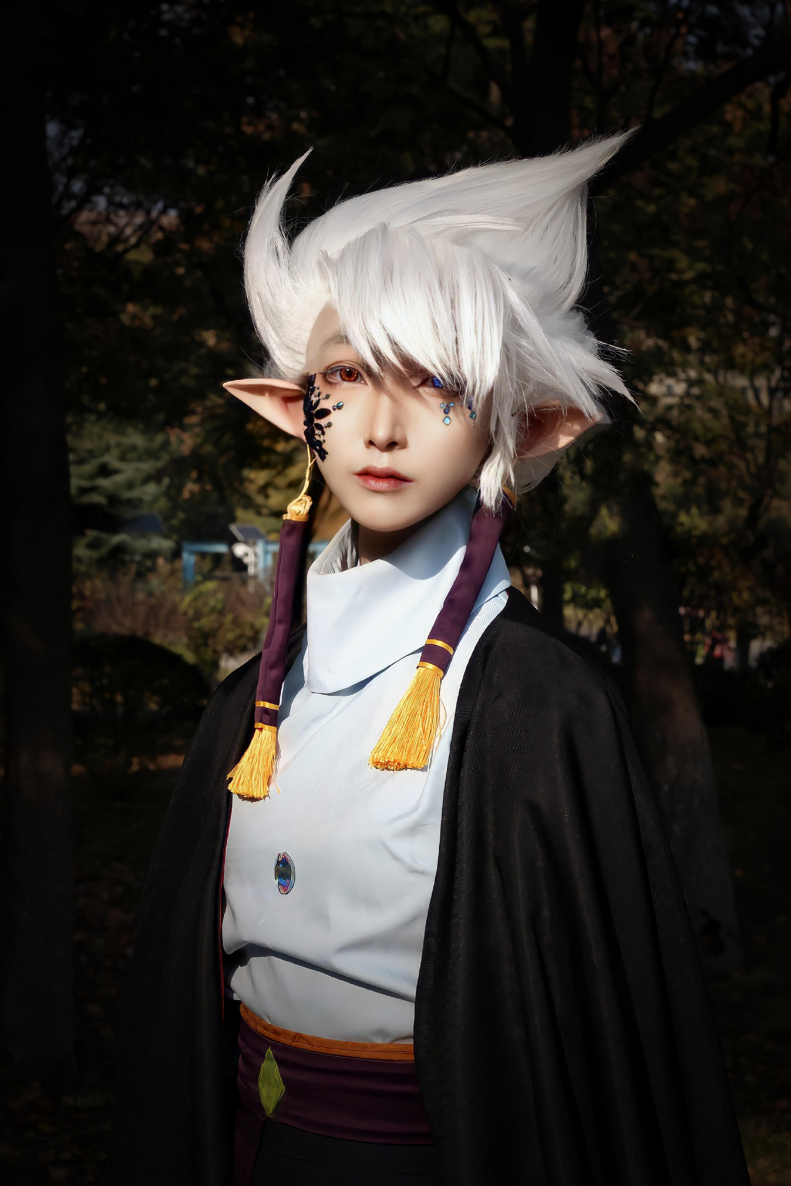 《SKY光遇》正片cosplay【CN:君祭酒】-第3张