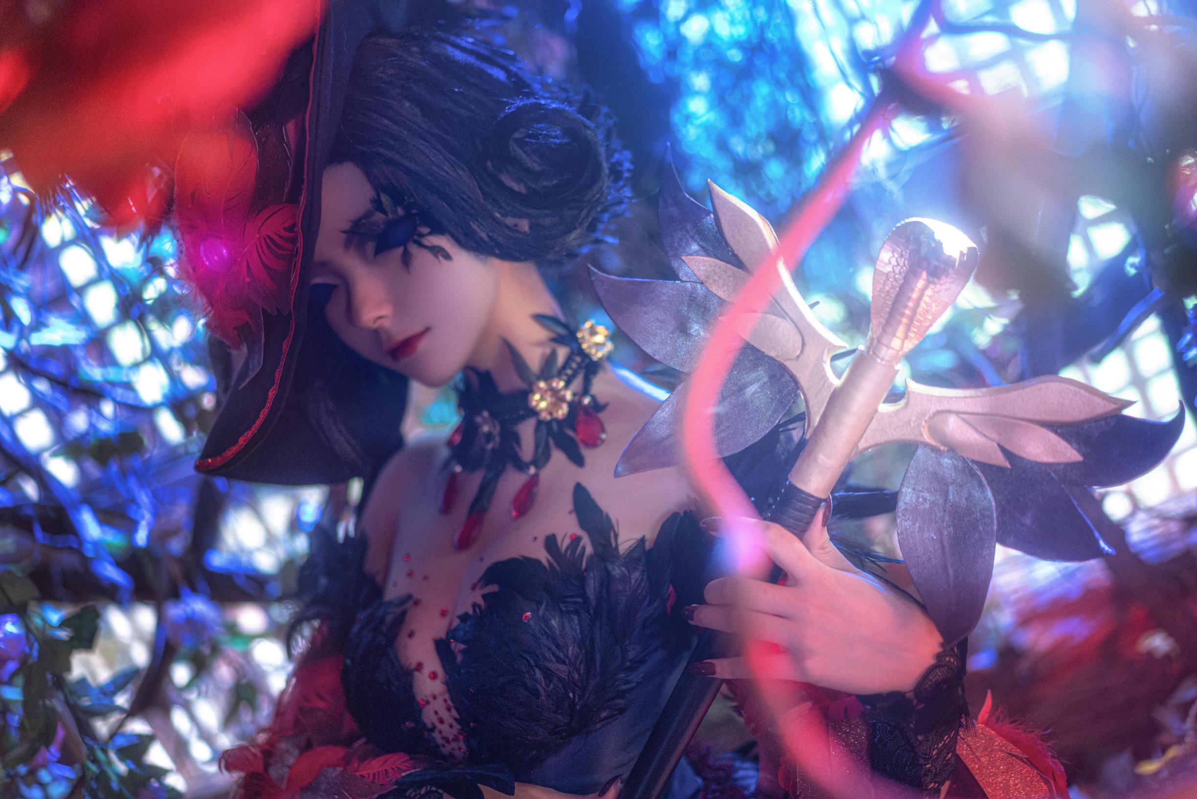 《第五人格》正片cosplay【CN:此时一把靓伞飞过】 -孙悟空的cosplay图片插图