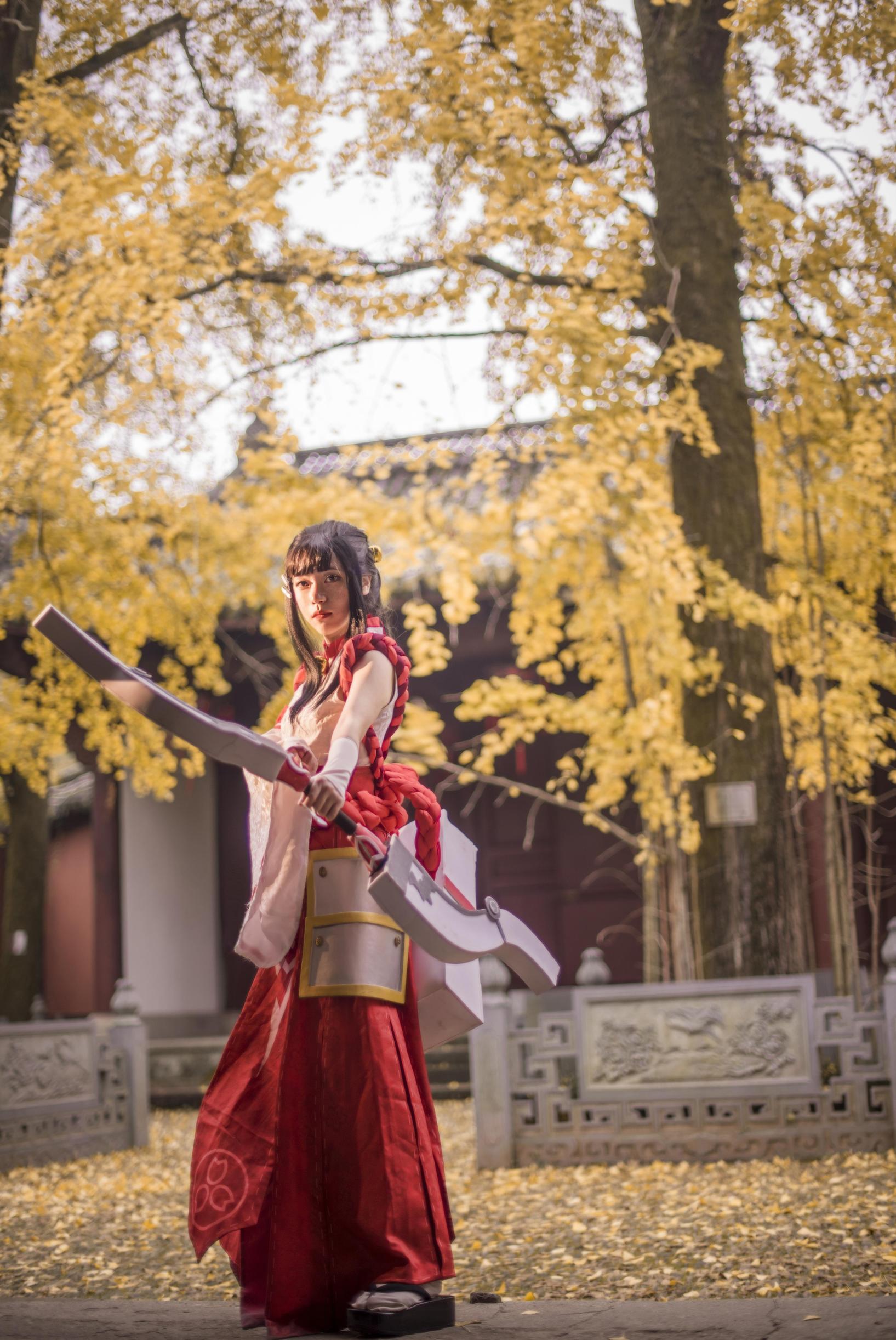 《王者荣耀》写真cosplay【CN:多肉植物】-第7张