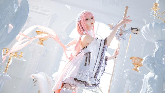 [COS]碧蓝航线   英仙座   @瓦斯塔亚小龙虾 (9P) -cosplay人鱼价格及图片表插图