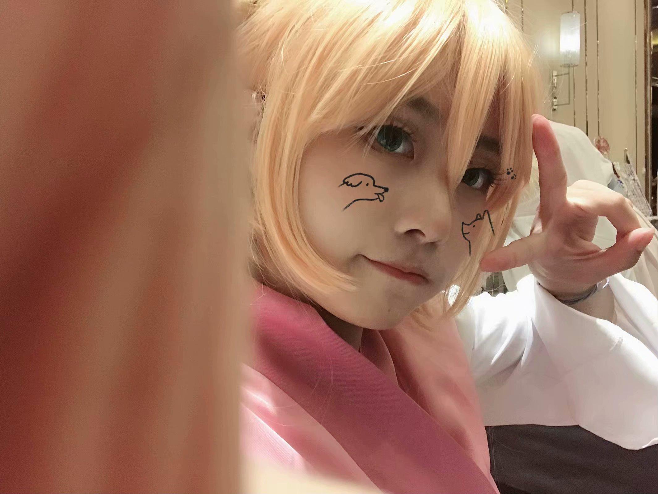山桜cosplay-第4张