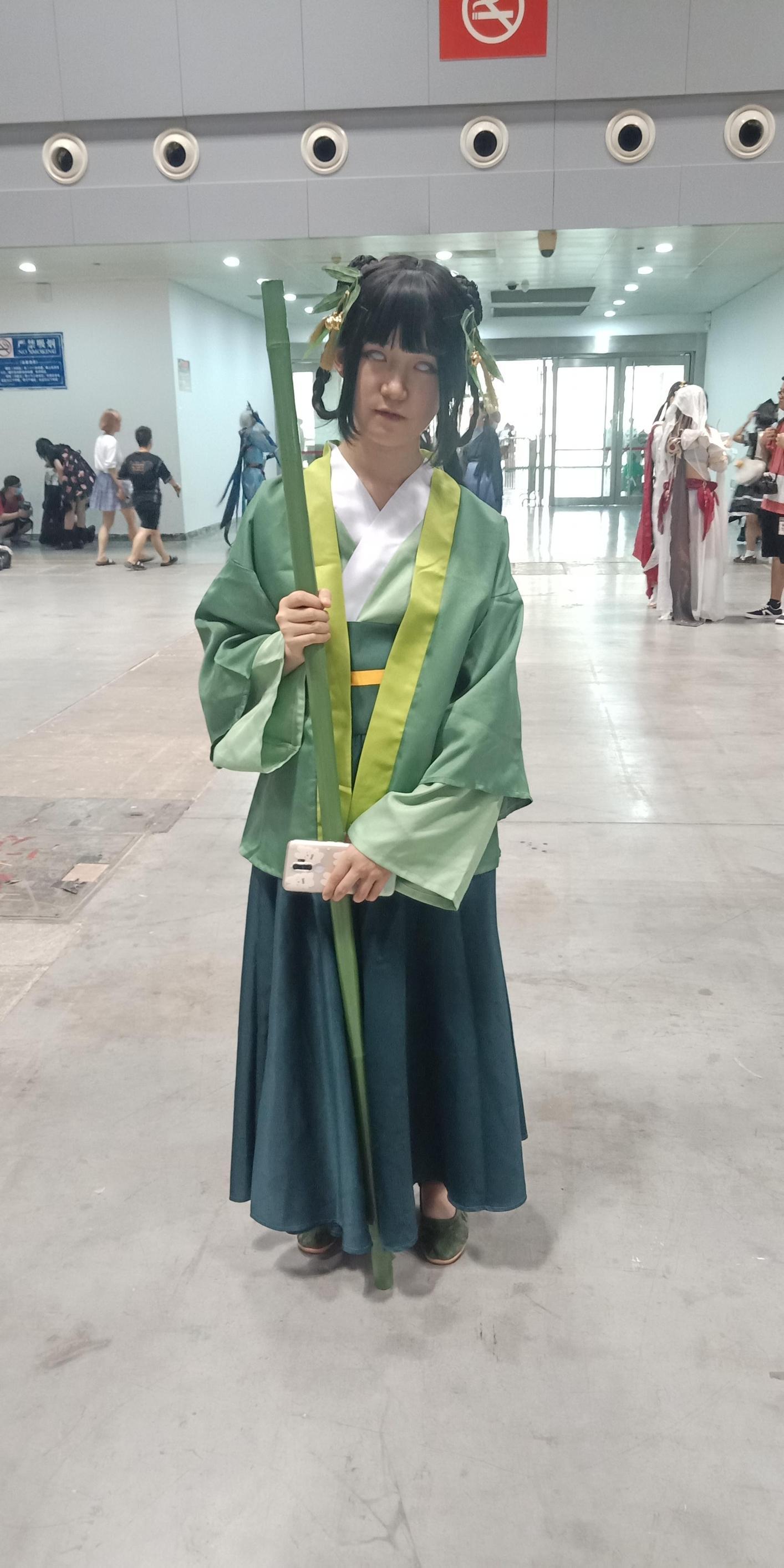 重庆cosplay【CN:忘玥】-第1张