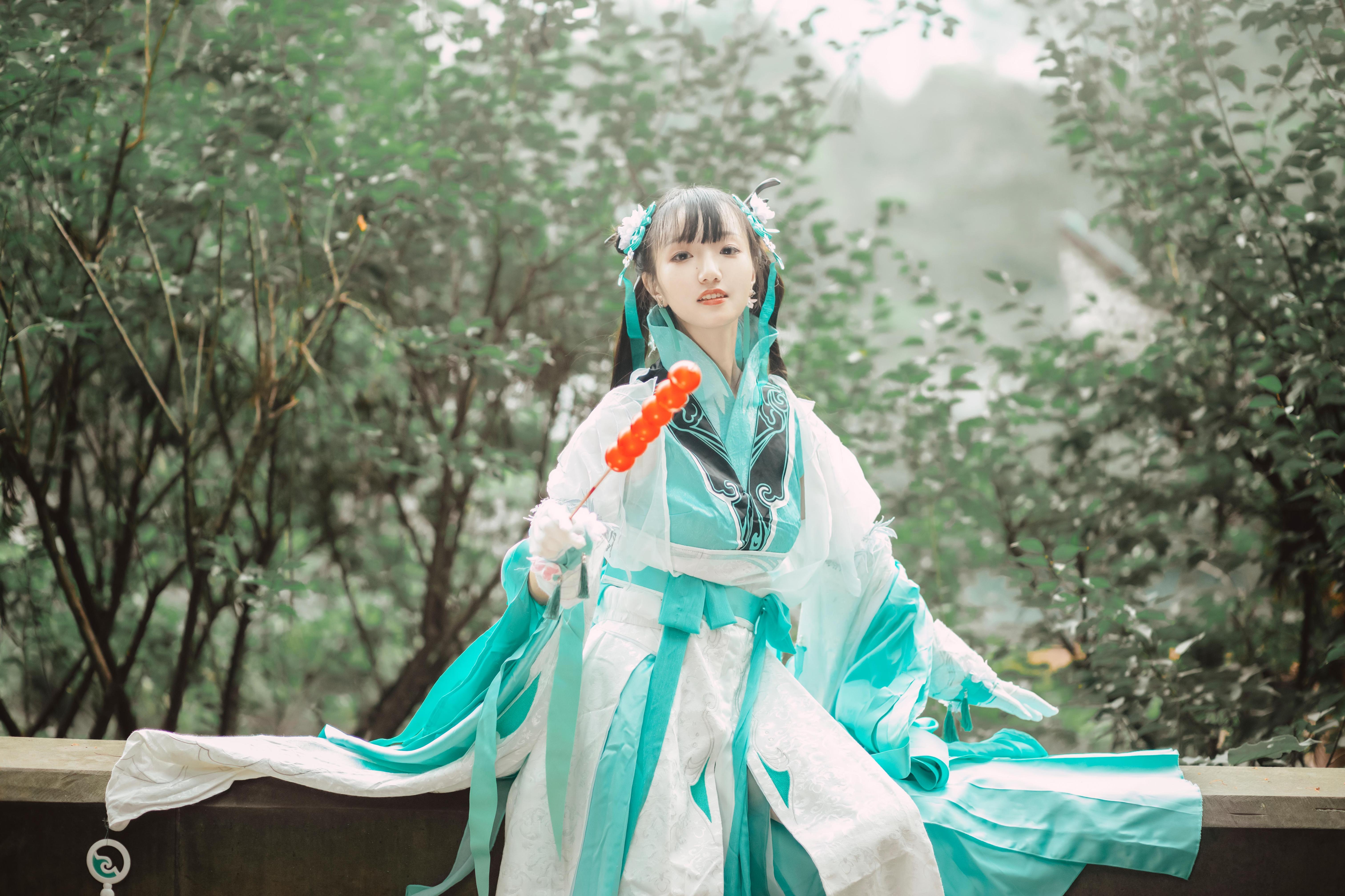 《剑侠情缘网络版叁》剑三cosplay【CN:青锦天下】-第3张