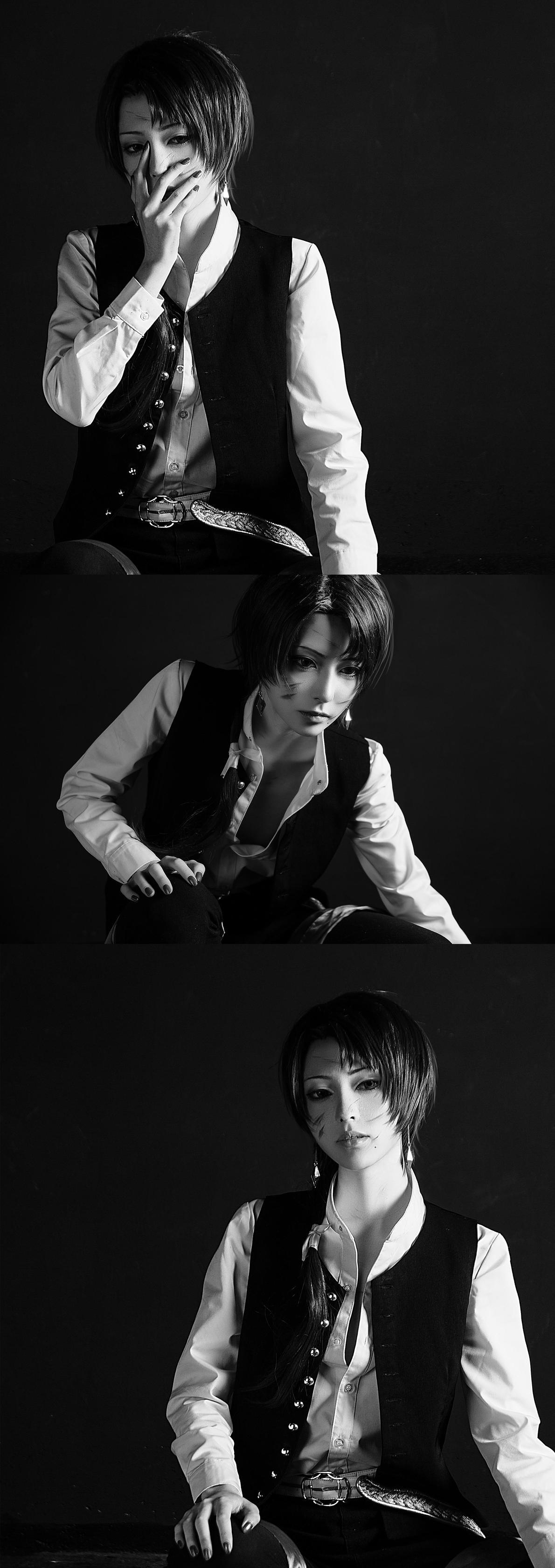 《刀剑乱舞》正片cosplay【CN:鲜花往回缩】-第7张