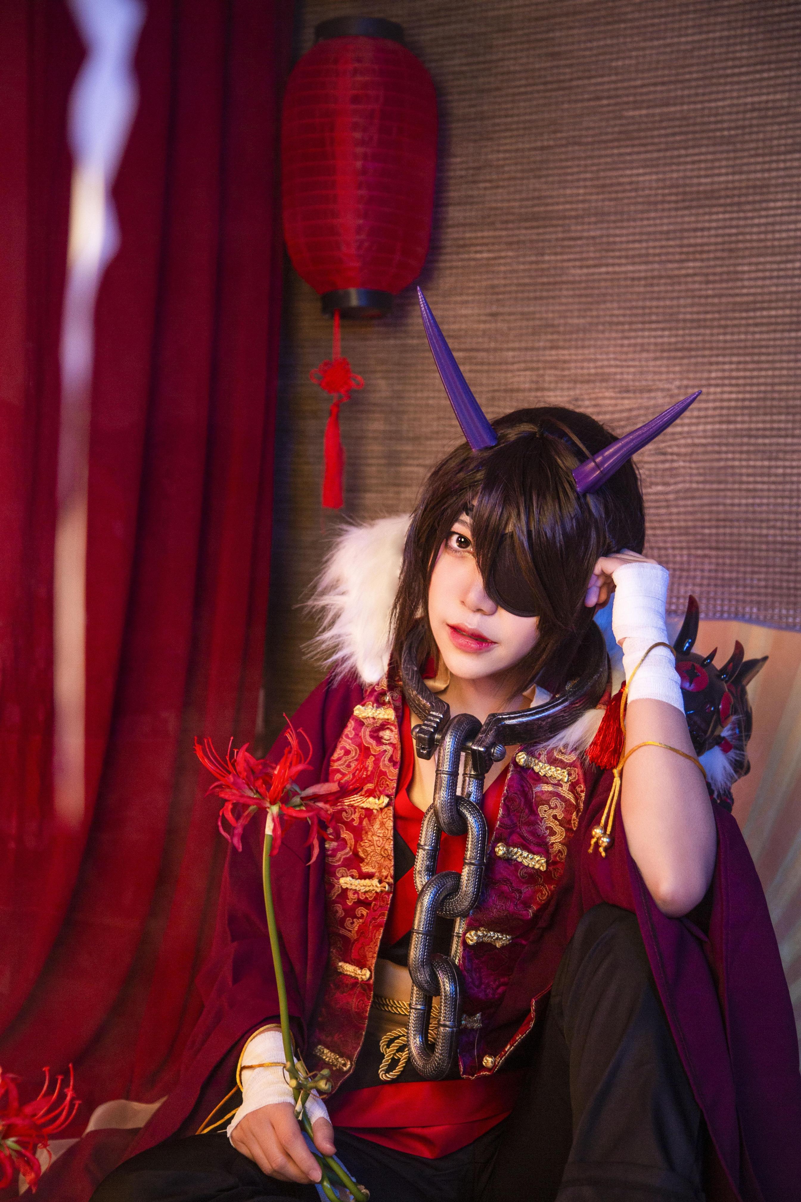 《第五人格》正片cosplay【CN:你小佑哥哥】-第1张