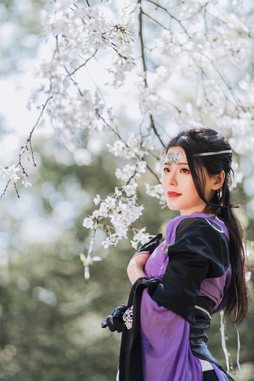 《剑侠情缘网络版叁》游戏cosplay【CN:糖衣zy】-第7张