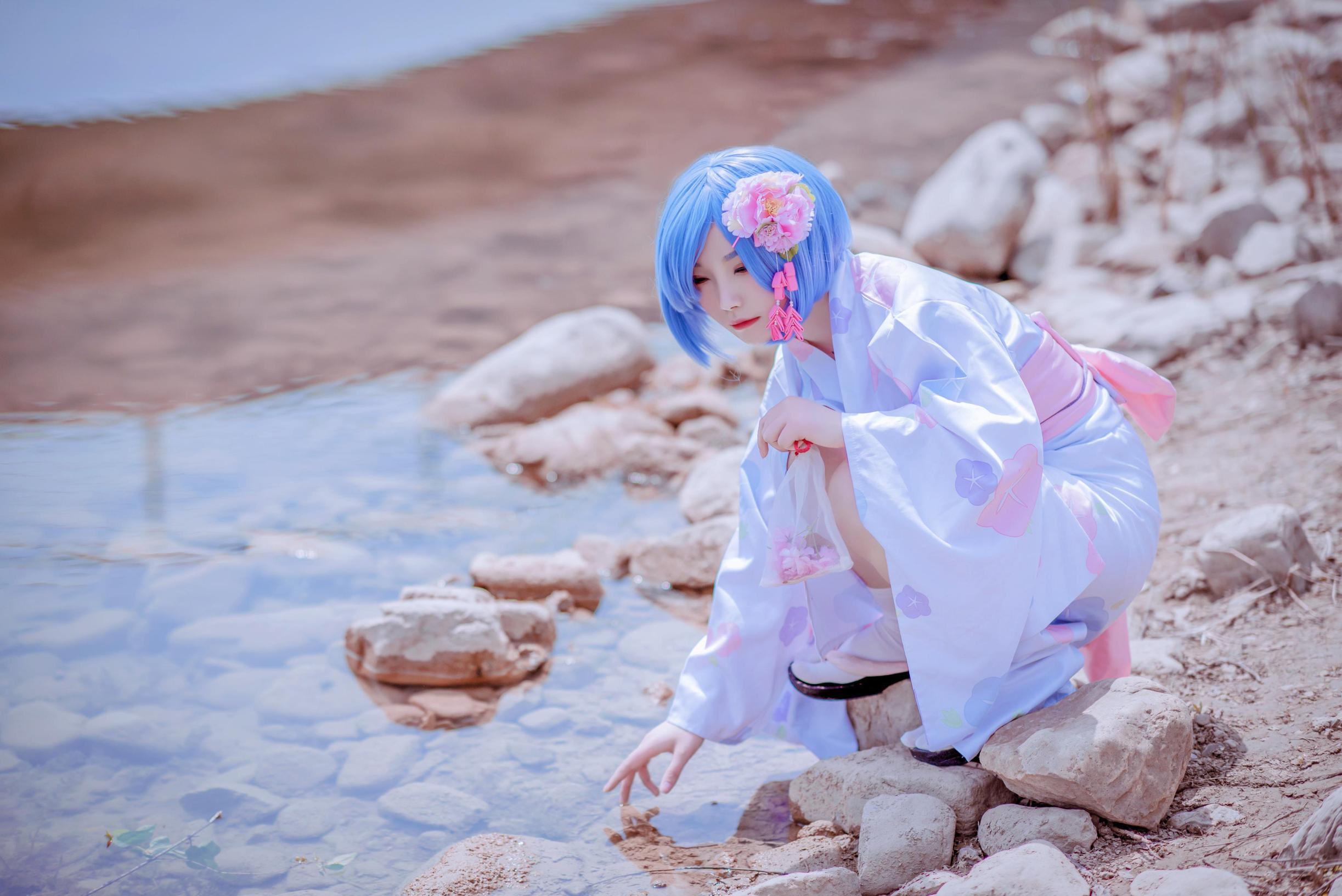 《RE:从零开始的异世界生活》推荐cosplay【CN:鱼栖YU】-第6张