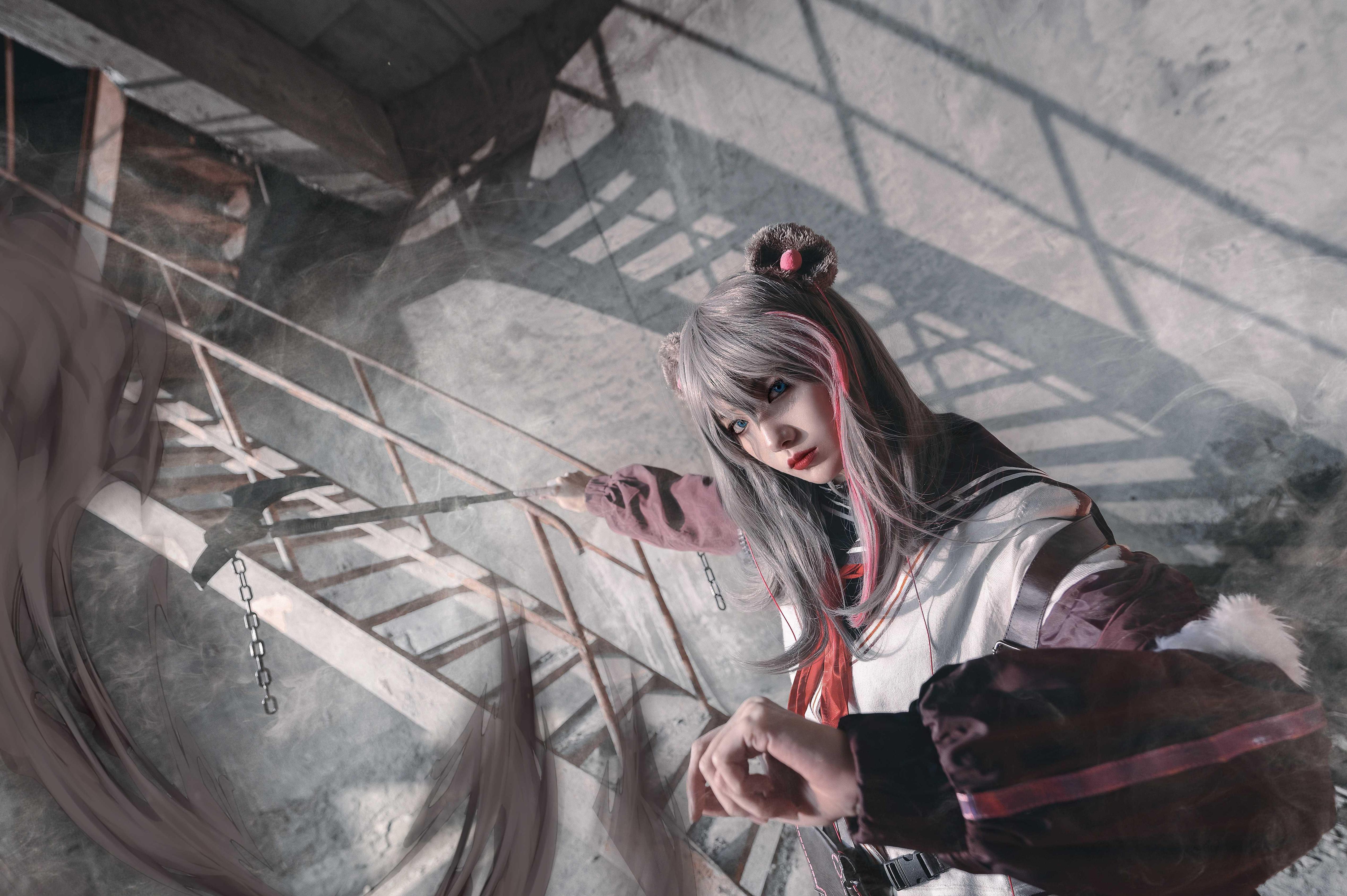 《明日方舟》正片cosplay【CN:小青姑娘闭关修炼中】-第6张