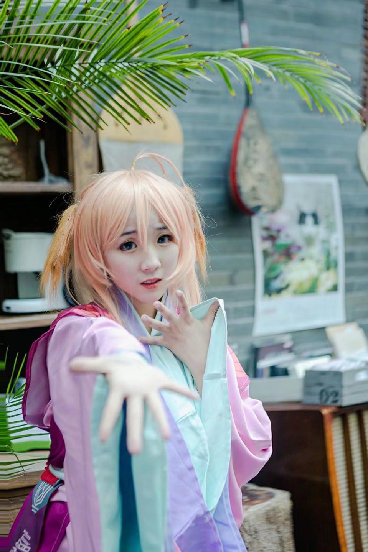 樱岛瑶瑶cosplay-第7张