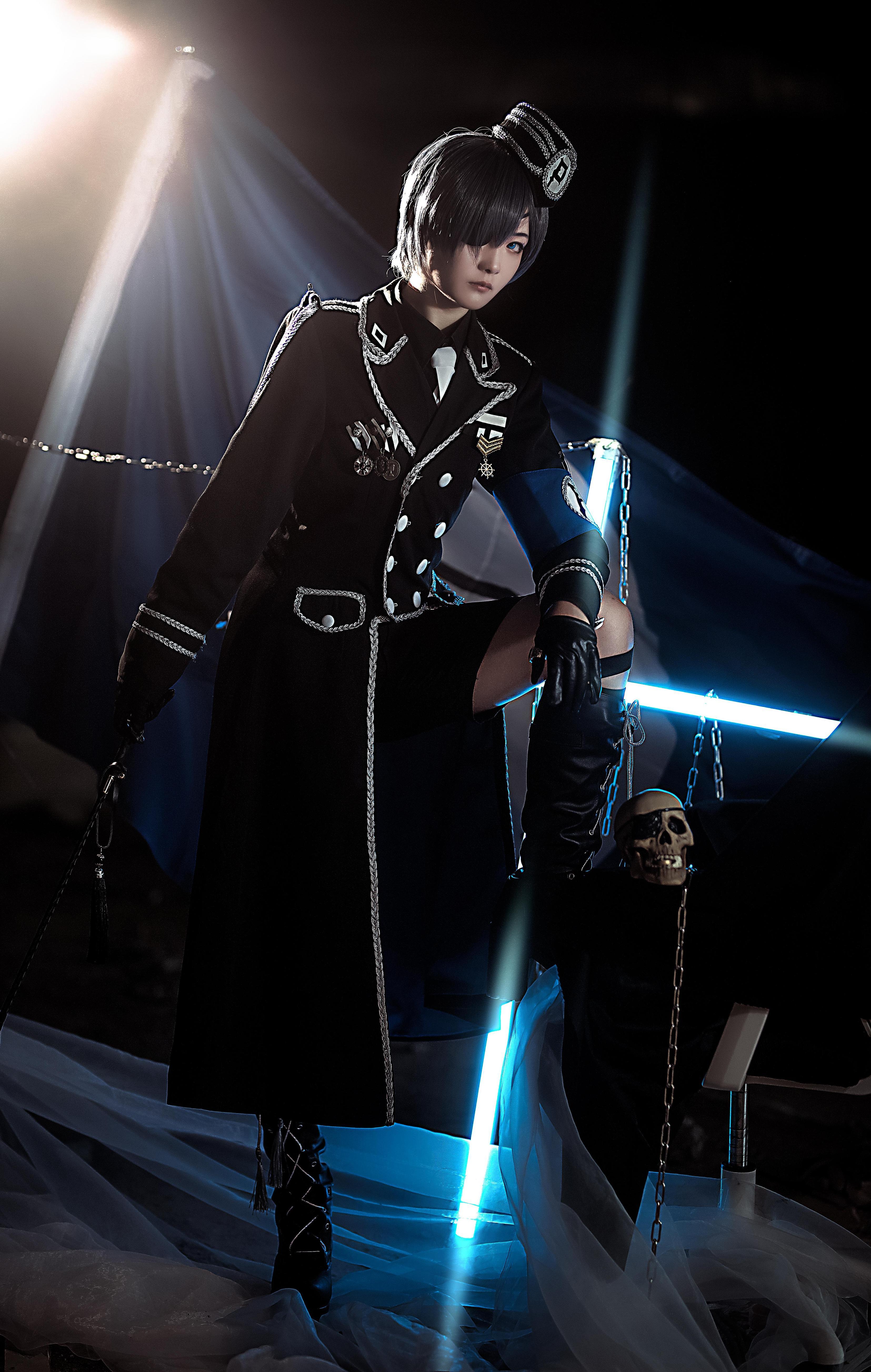《黑执事》夏尔cosplay【CN:X-君寻】-第5张