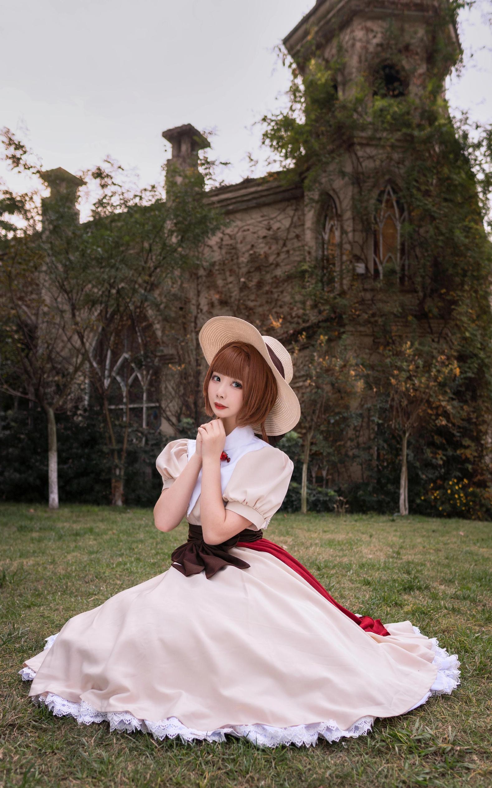 《魔卡少女樱》小樱cosplay【CN:一X夏天X一】-第4张