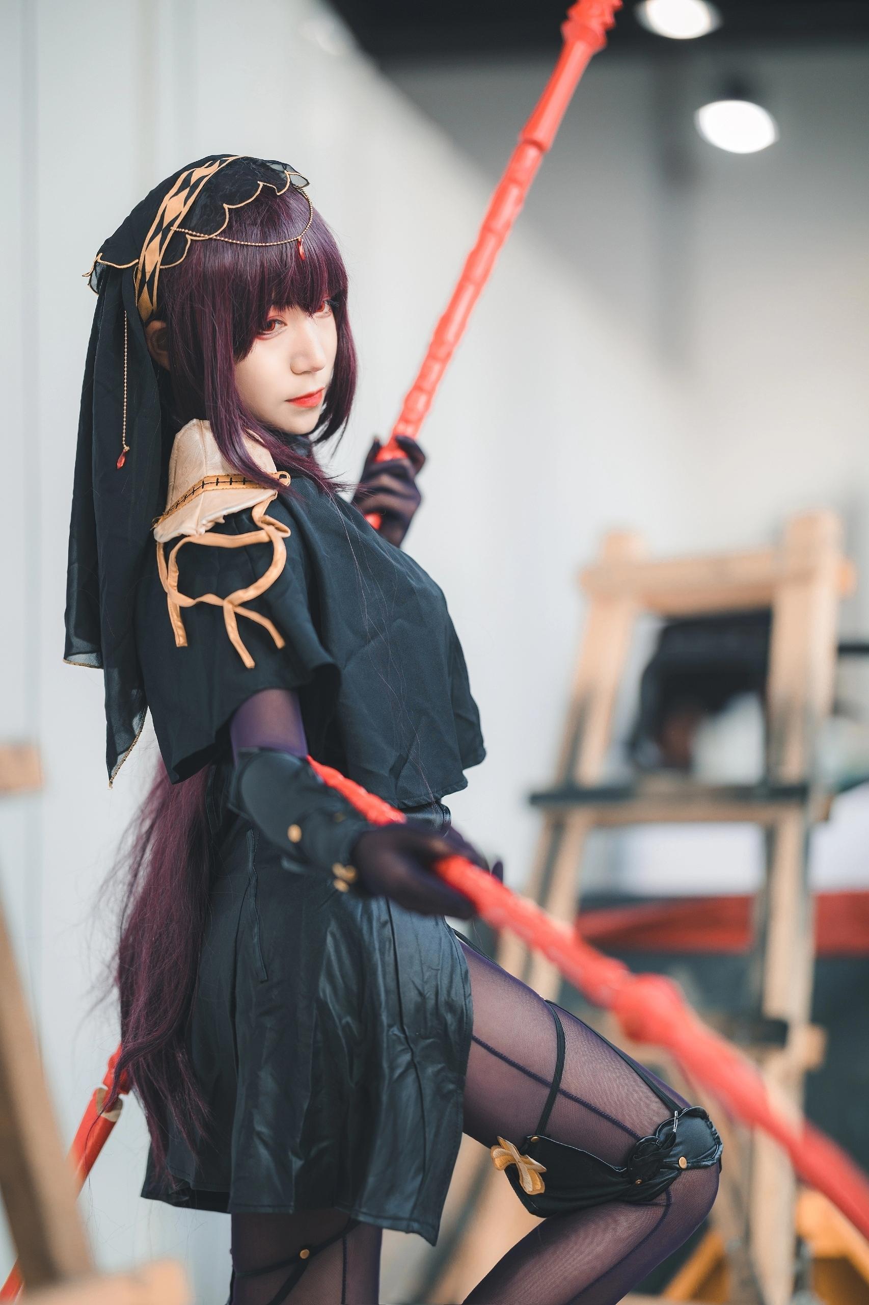 《FATE/GRAND ORDER》漫展cosplay【CN:COSER赤瞳_菌】-第1张