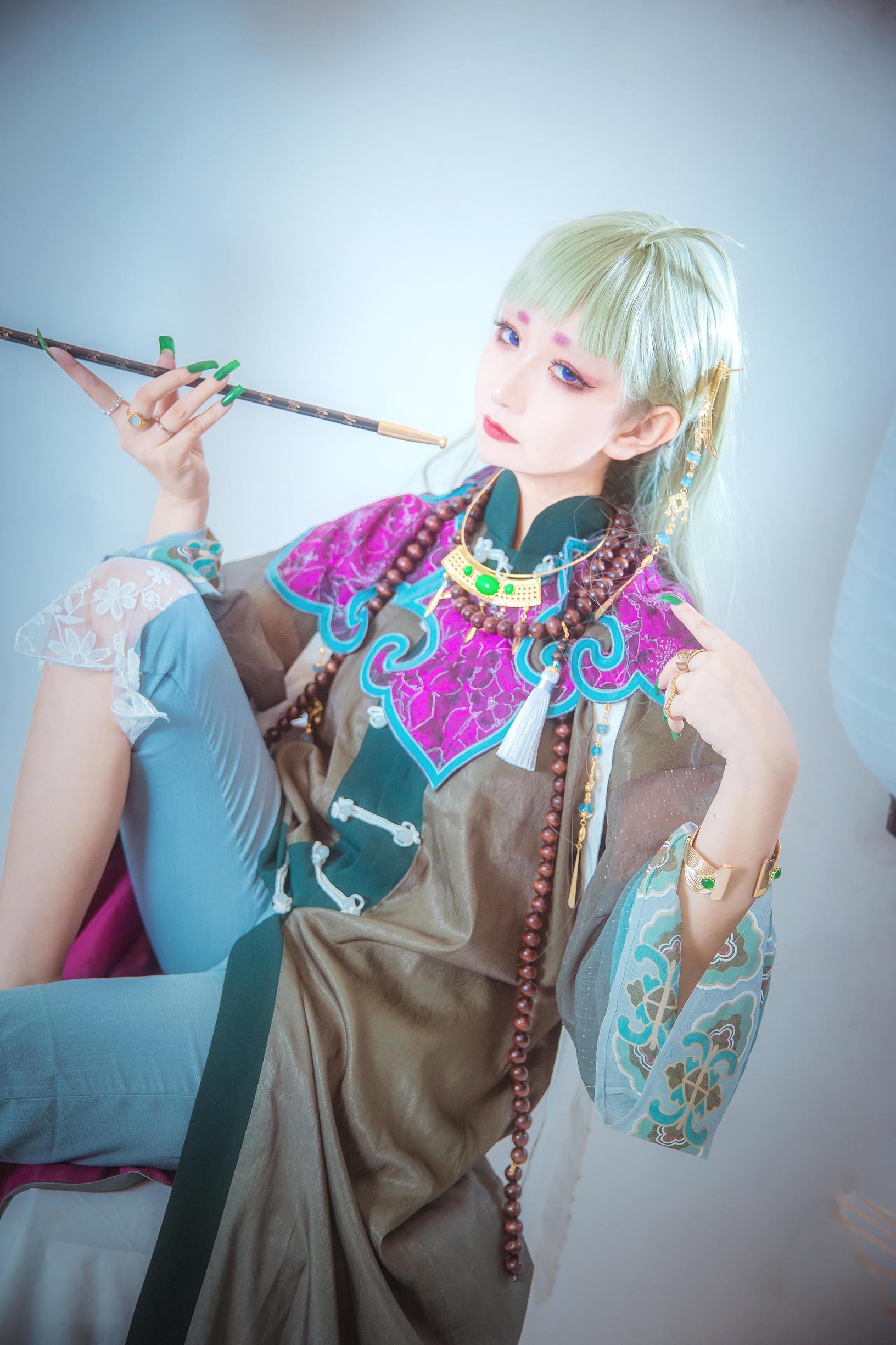 正片cosplay【CN:沐哥哥mx】-第5张