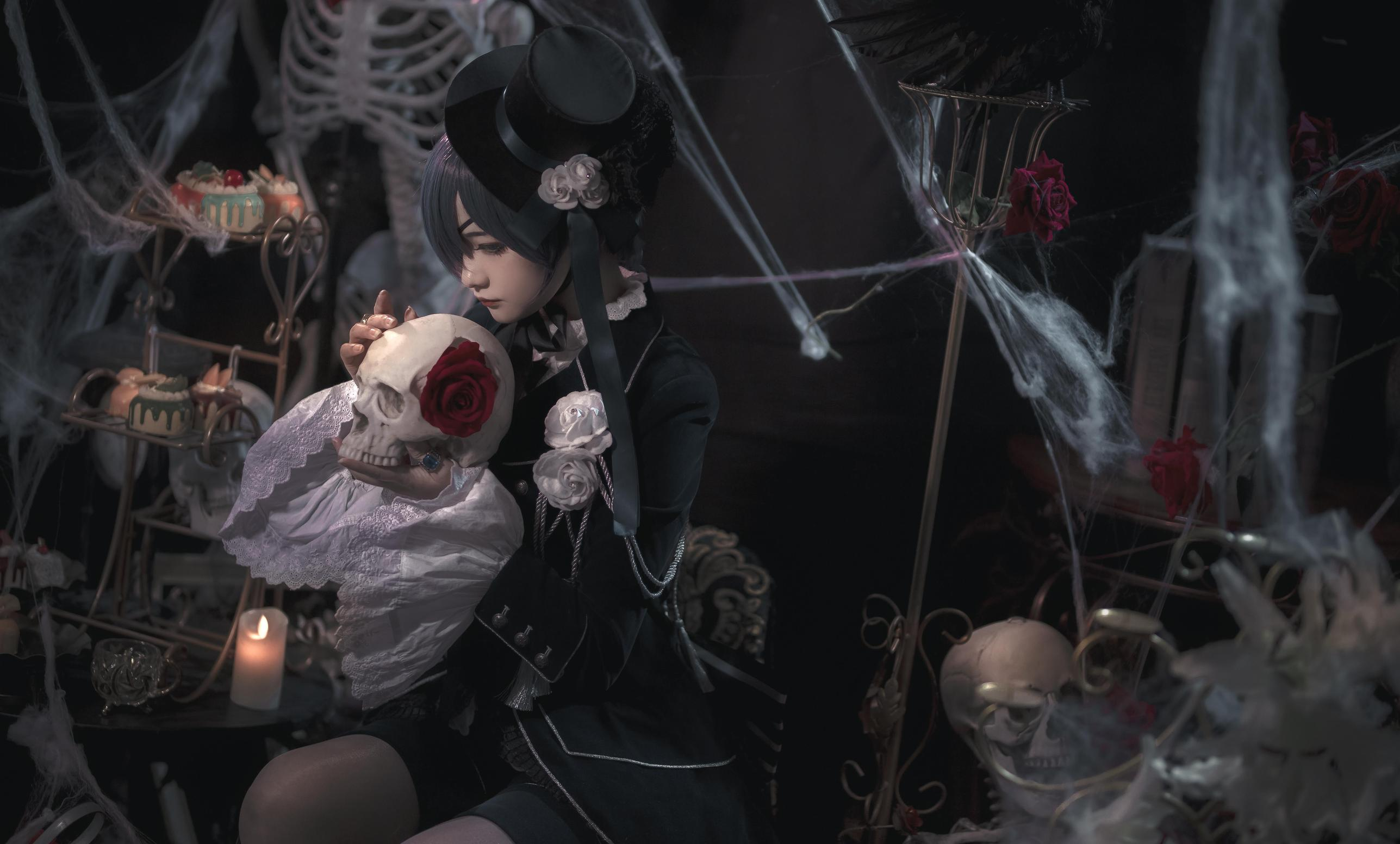 《黑执事》动漫cosplay【CN:X-君寻】-第1张