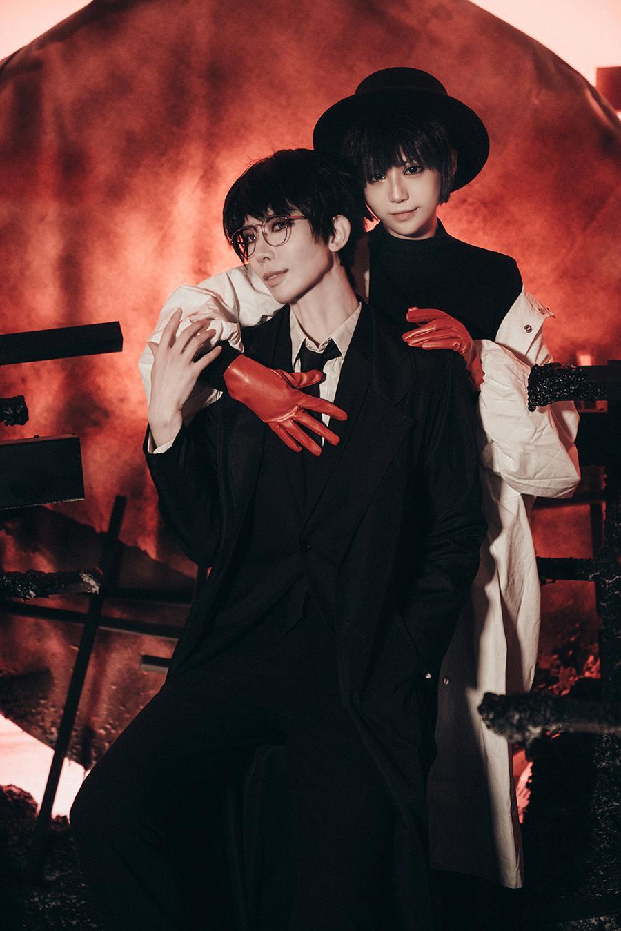《东京巴比伦》速报cosplay【CN:原振侠】-第1张