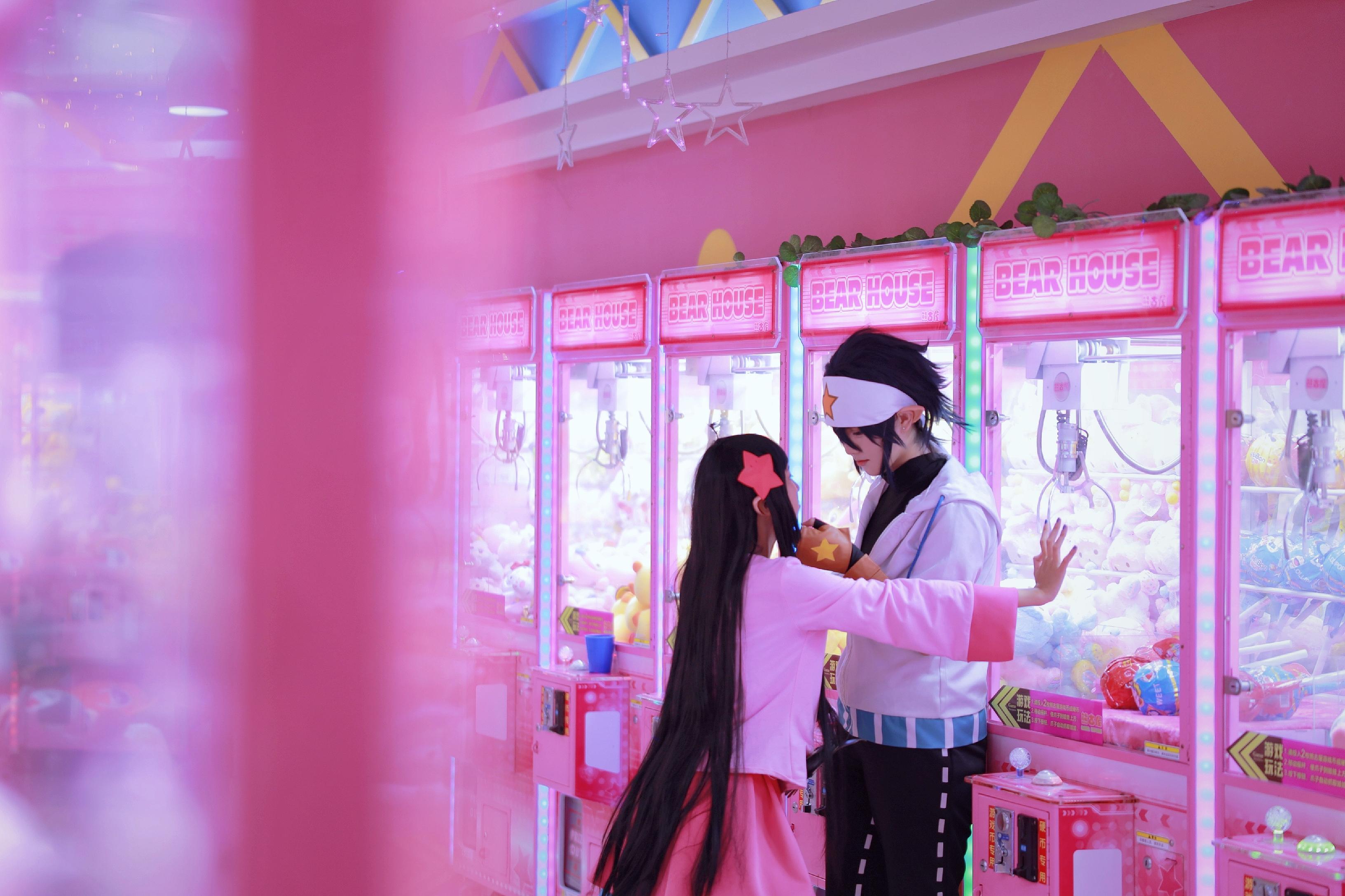 《凹凸世界》正片cosplay【CN:是季黎哦~】-第9张