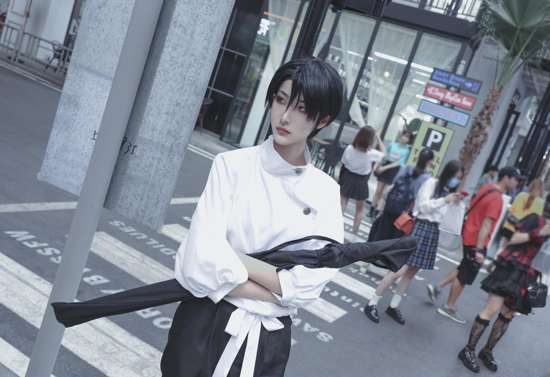 《咒术回战》漫展cosplay【CN:饺子不能吃x】-第5张