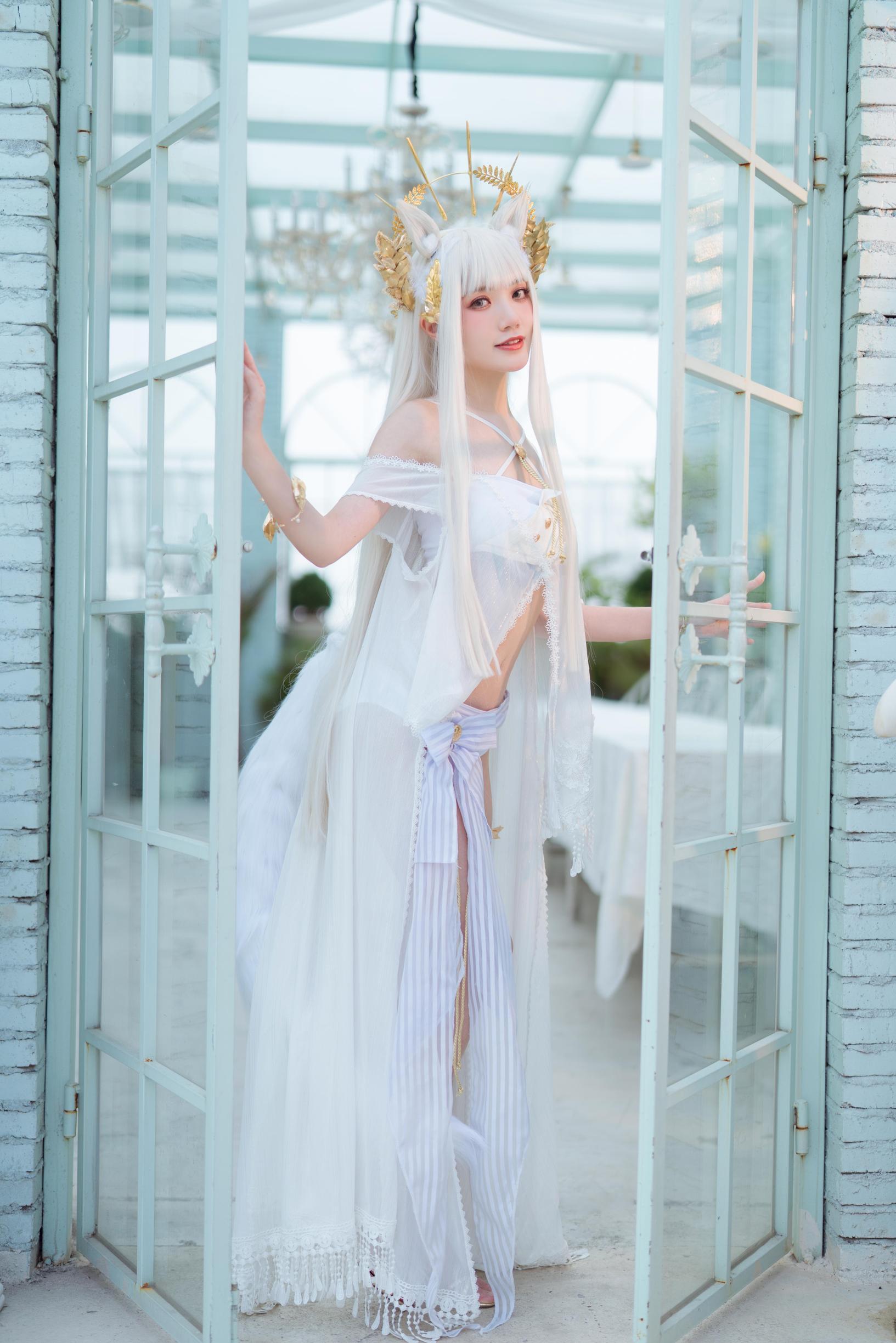《明日方舟》战士cosplay【CN:weisa】-第6张
