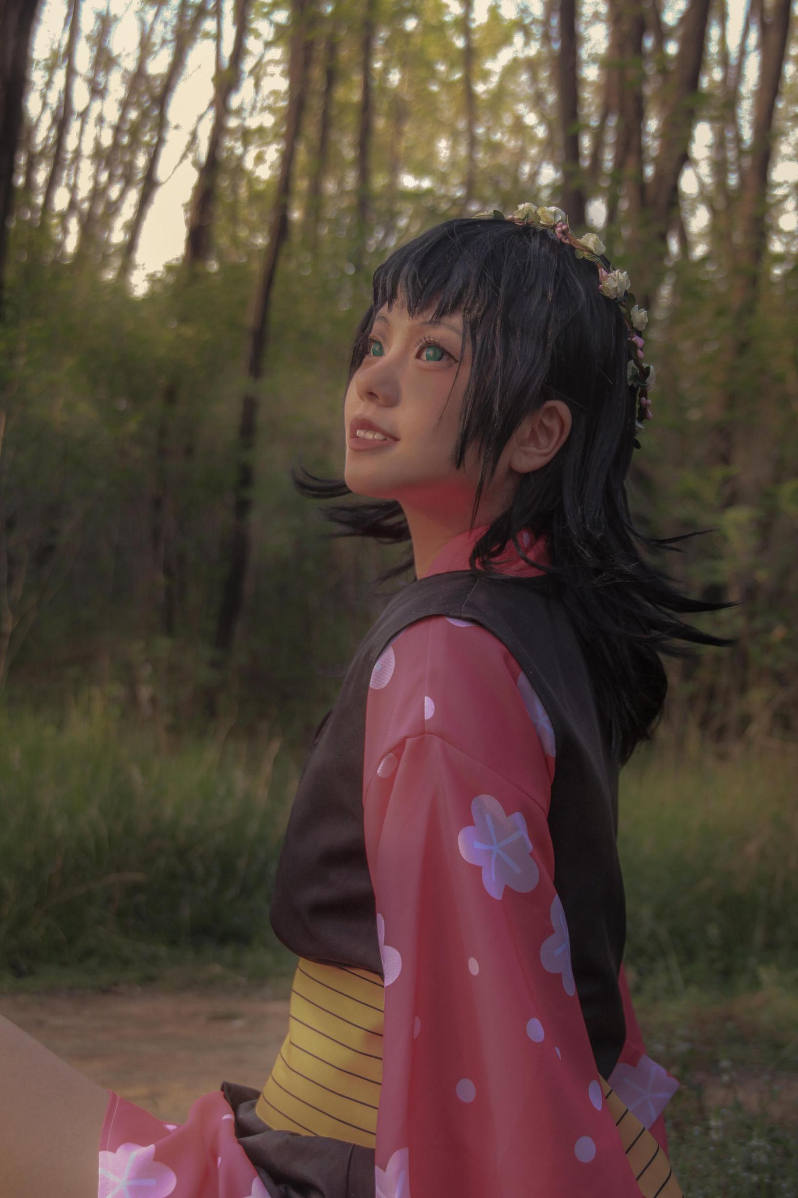 《鬼灭之刃》正片cosplay【CN:子刷子】-第3张
