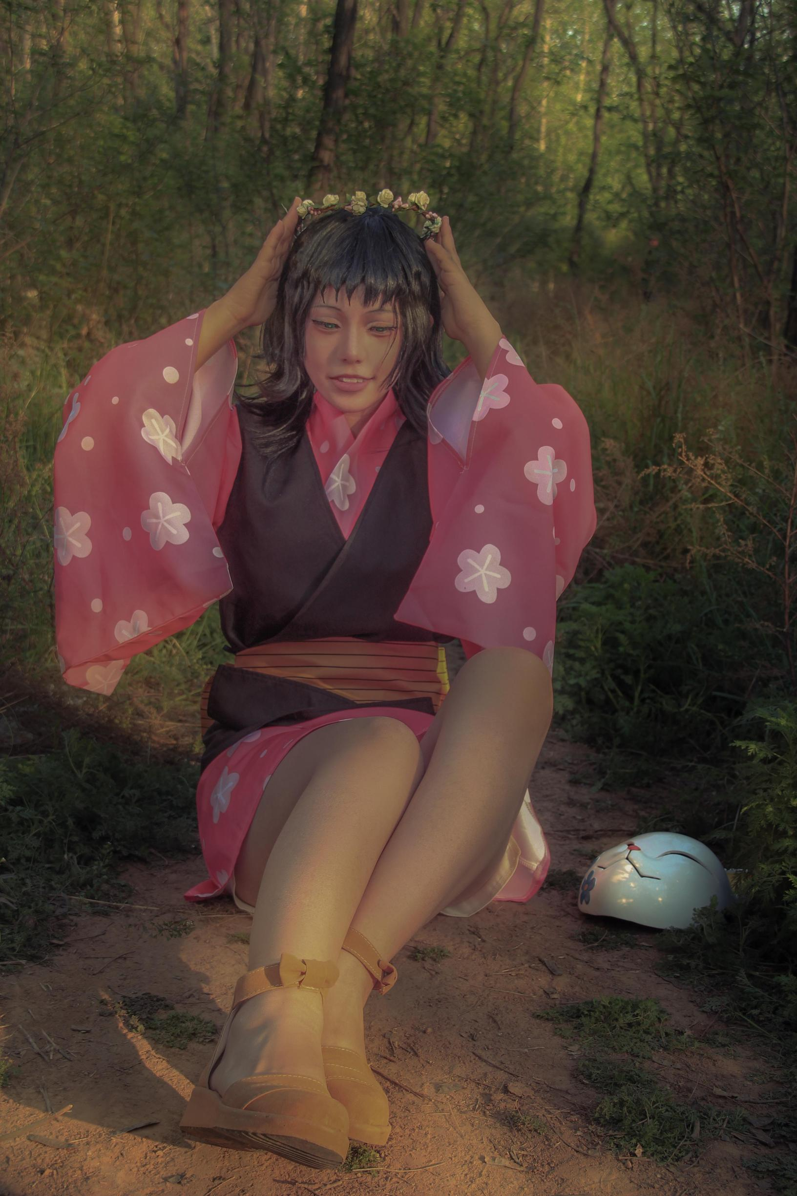 《鬼灭之刃》正片cosplay【CN:子刷子】-第5张