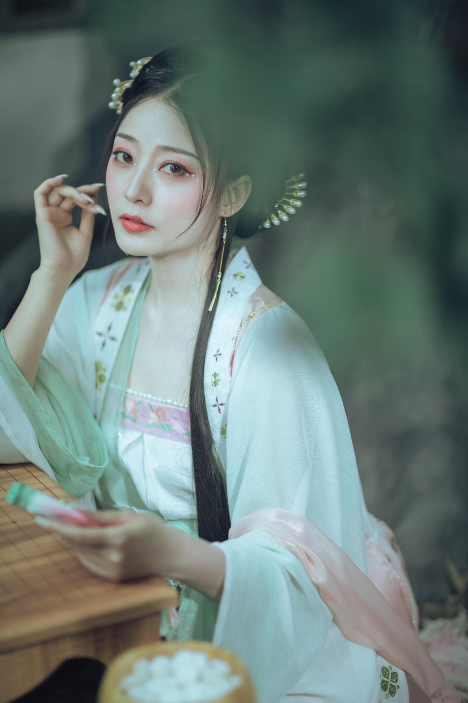 《天涯明月刀OL》古风cosplay【CN:coser小龙女】 -cosplaybabes图片插图