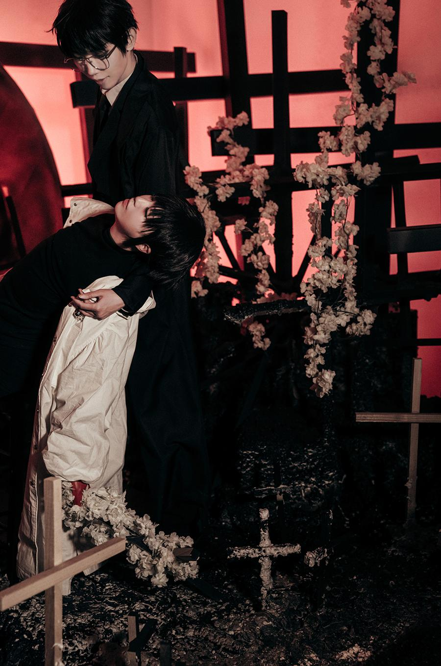 《东京巴比伦》速报cosplay【CN:原振侠】-第7张