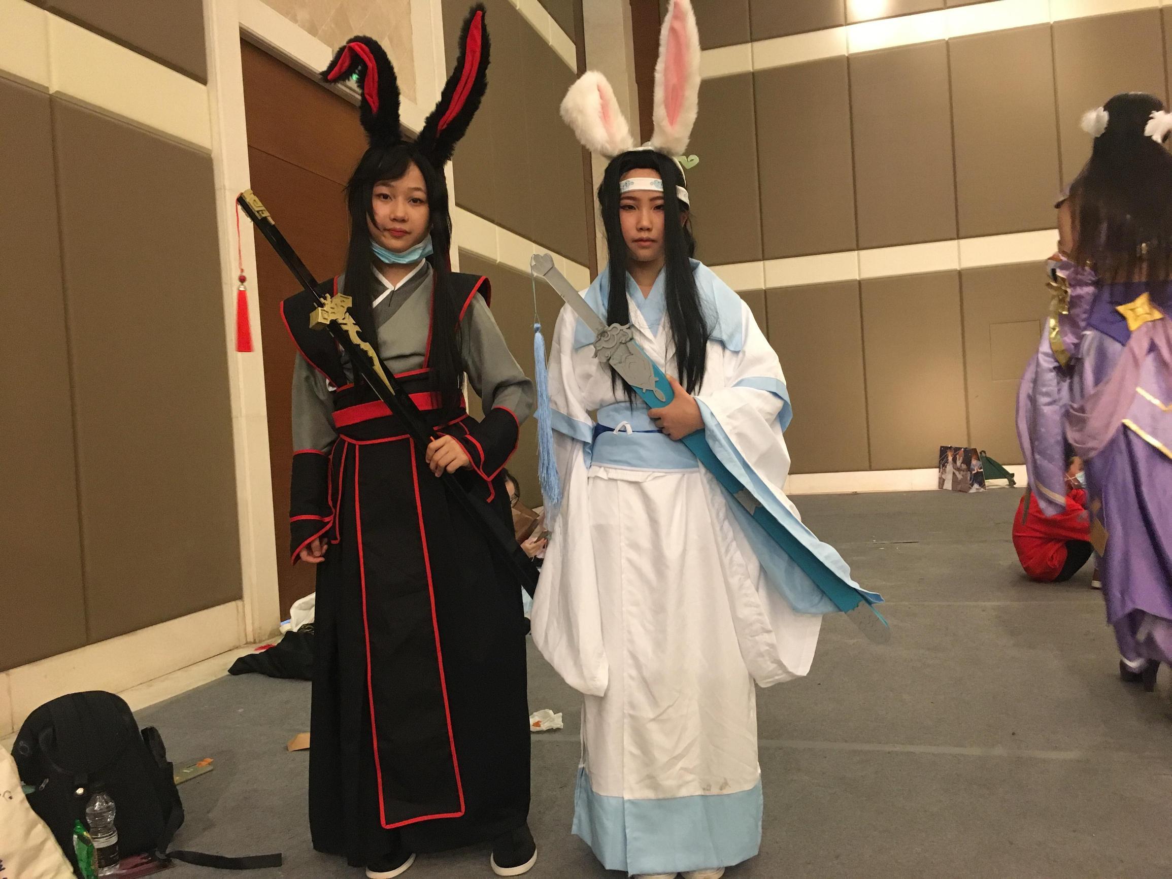 漫展cosplay【CN:小朋友是我的啊啊啊】-第12张