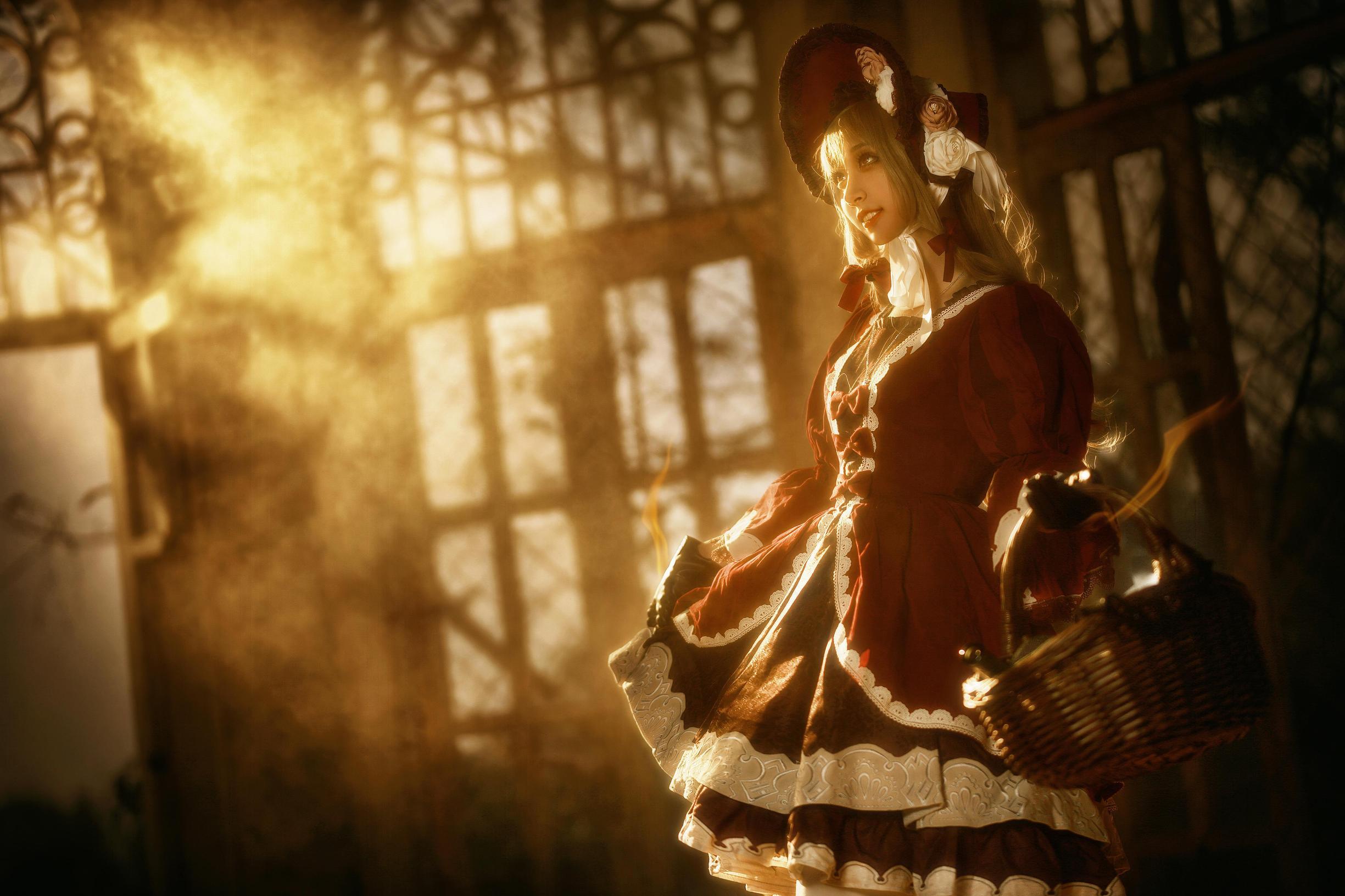 《死亡爱丽丝》游戏cosplay【CN:墓入安泽】-第3张