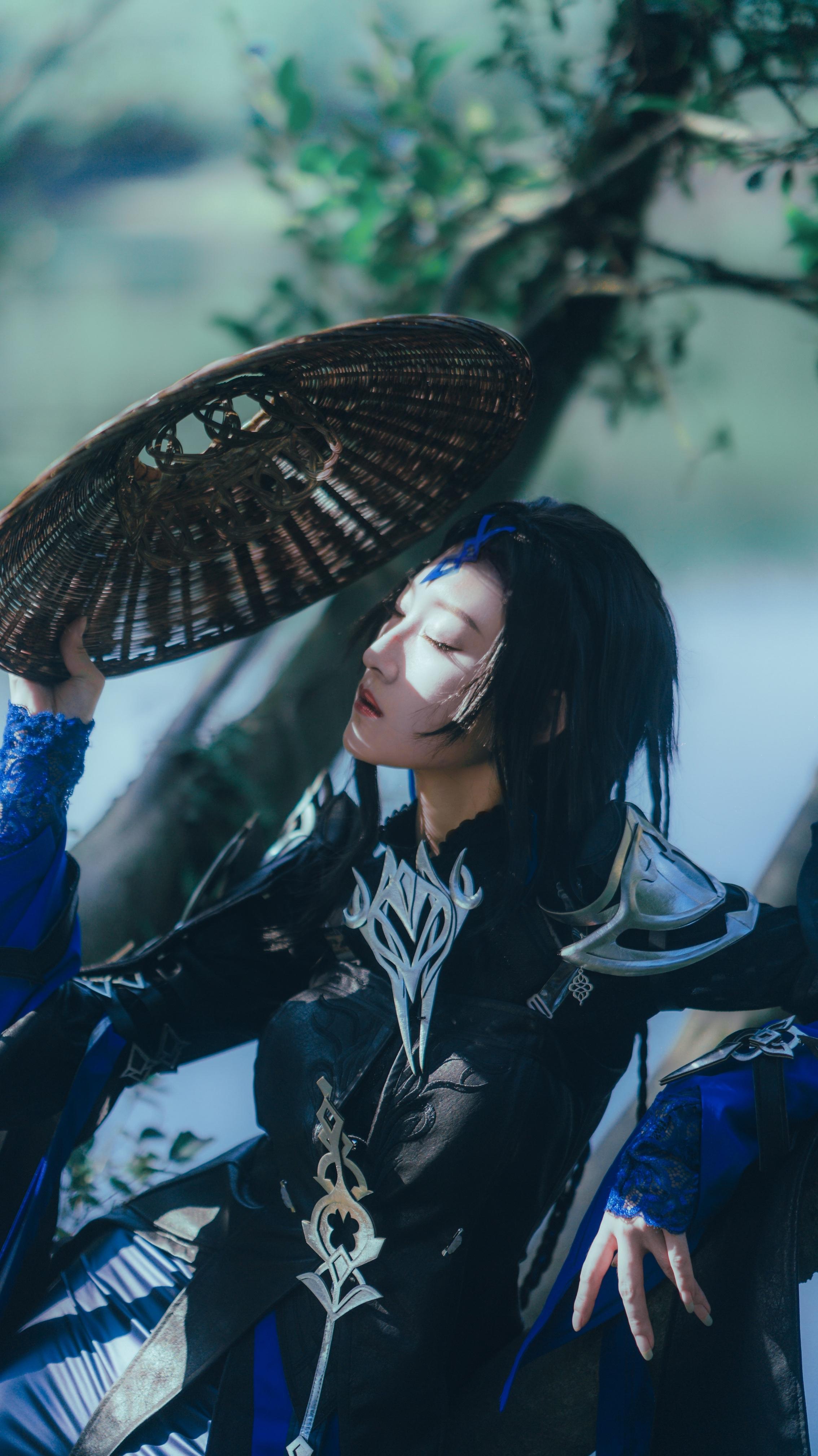 《剑侠情缘网络版叁》唐门御姐cosplay【CN:琴不归】-第8张