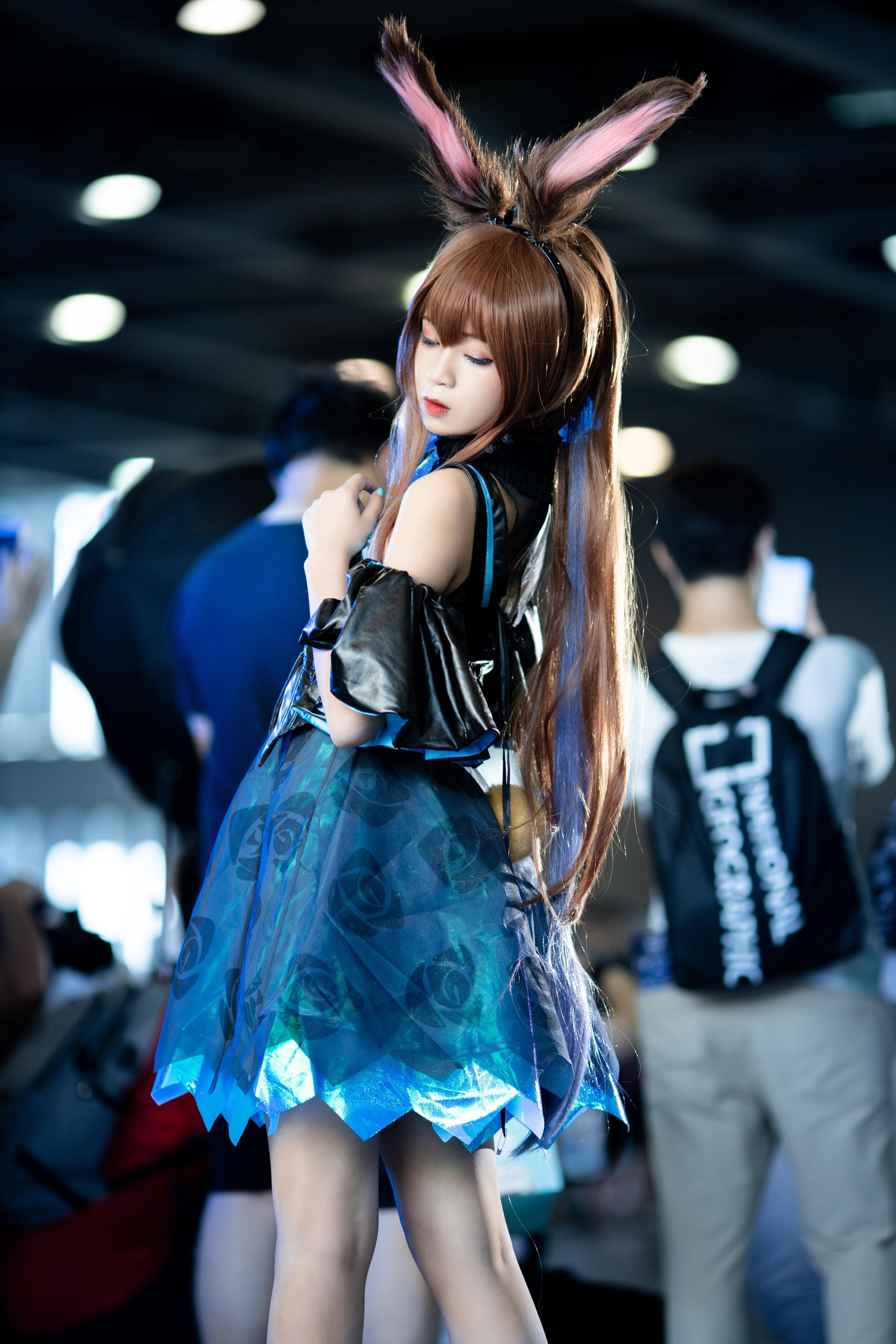 《明日方舟》明日方舟阿米娅cosplay【CN:双叶Futaba】-第7张