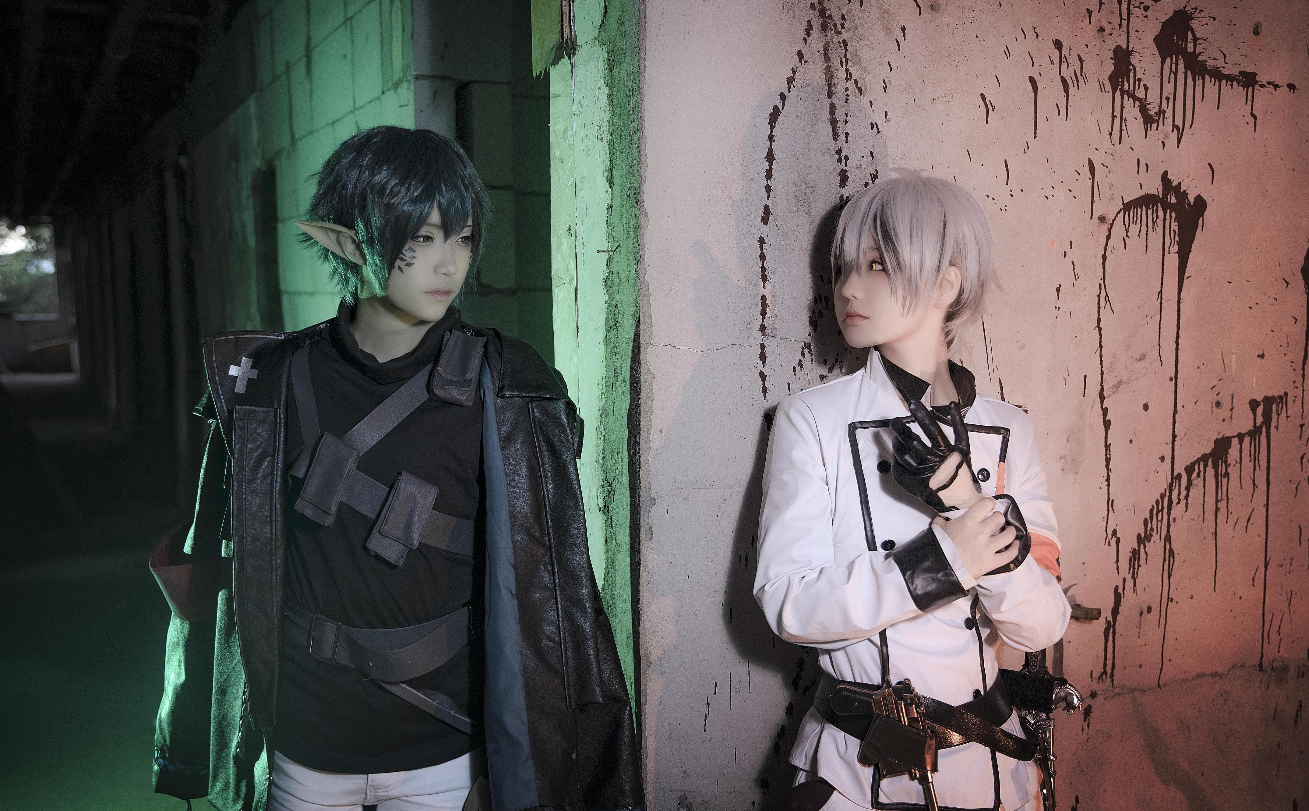 《明日方舟》正片cosplay【CN:缭绫】-第9张