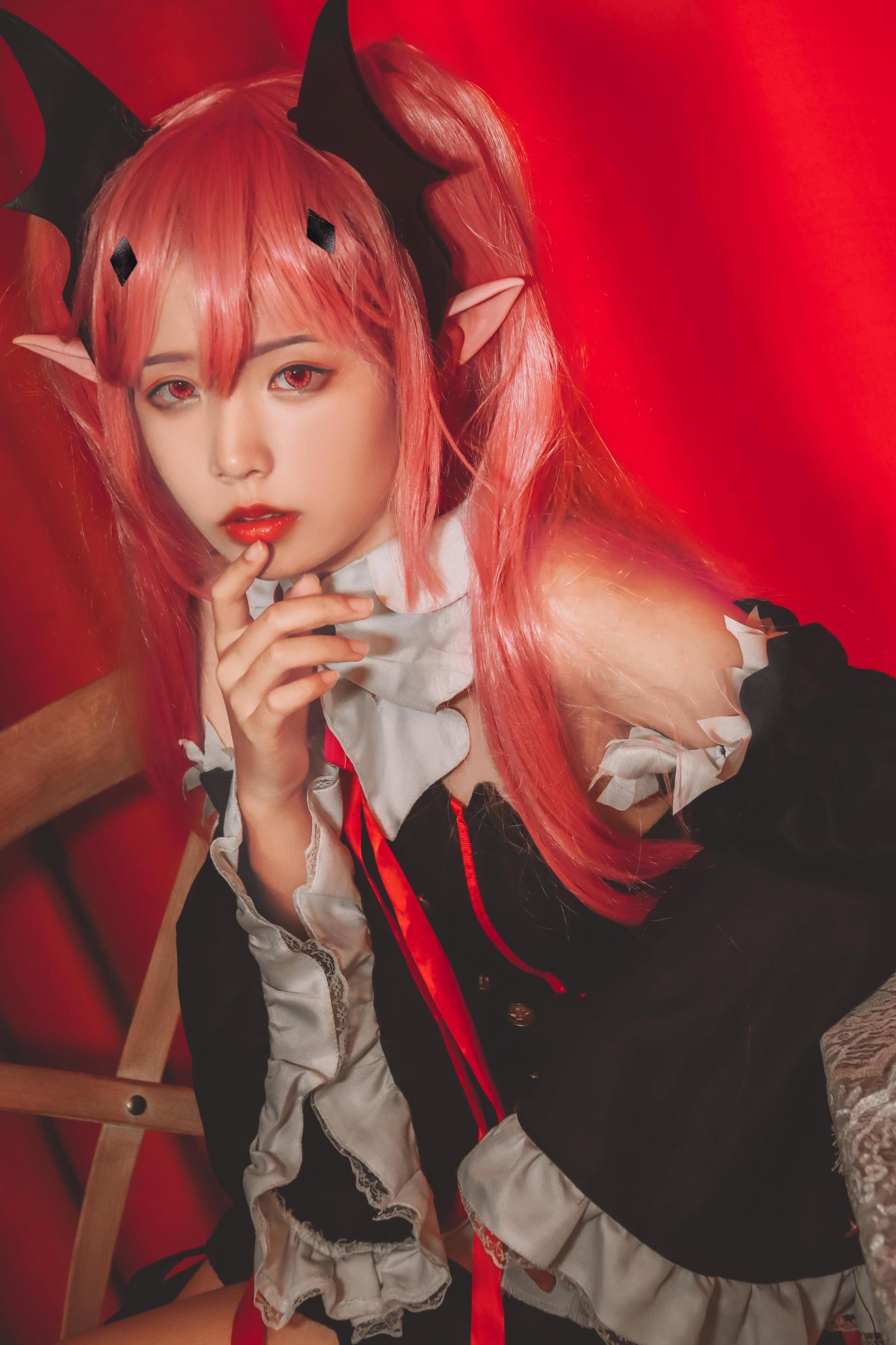 《终结的炽天使》成都cosplay【CN:木北mua】-第8张