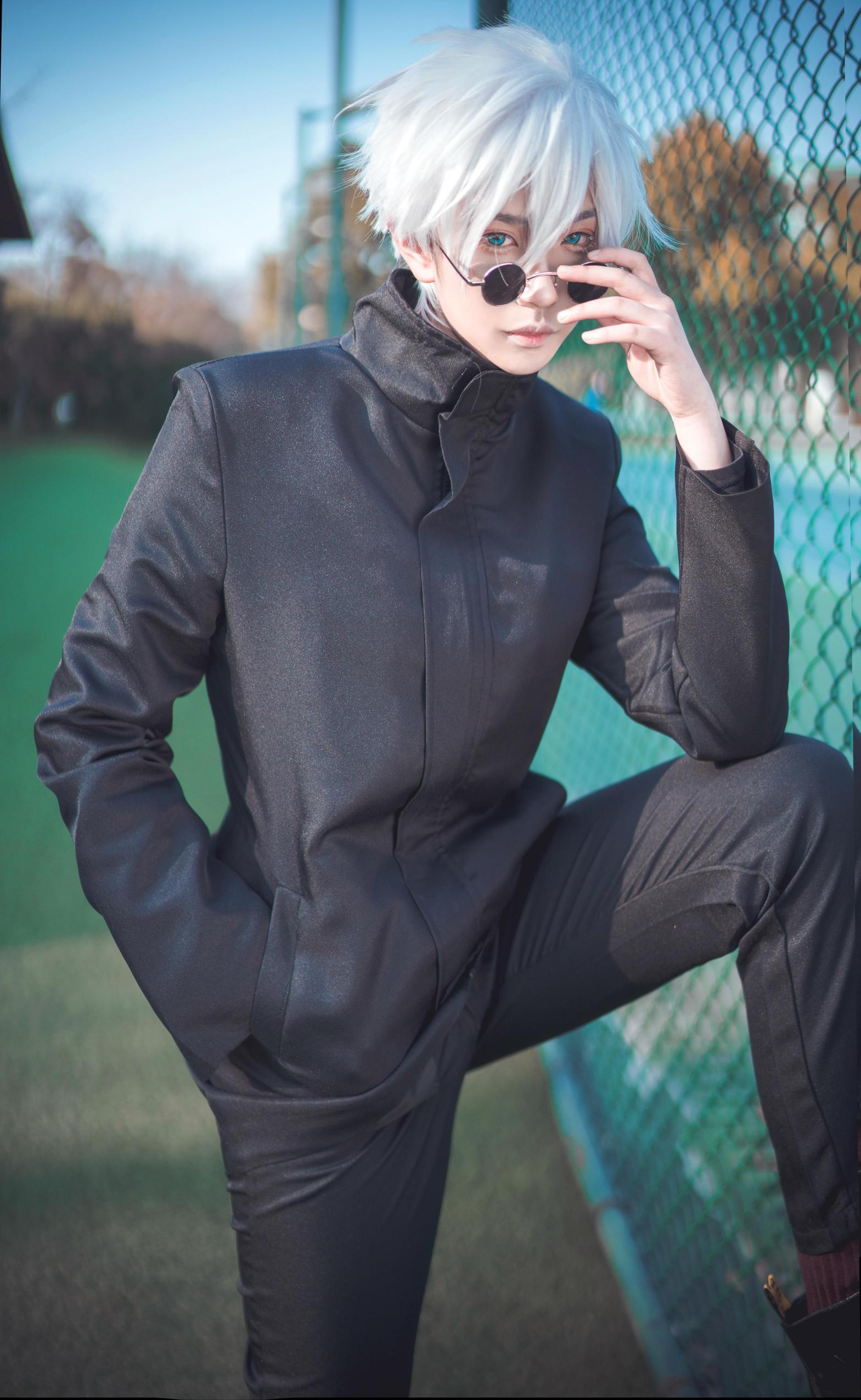 《咒术回战》正片cosplay【CN:唐耀】-第3张