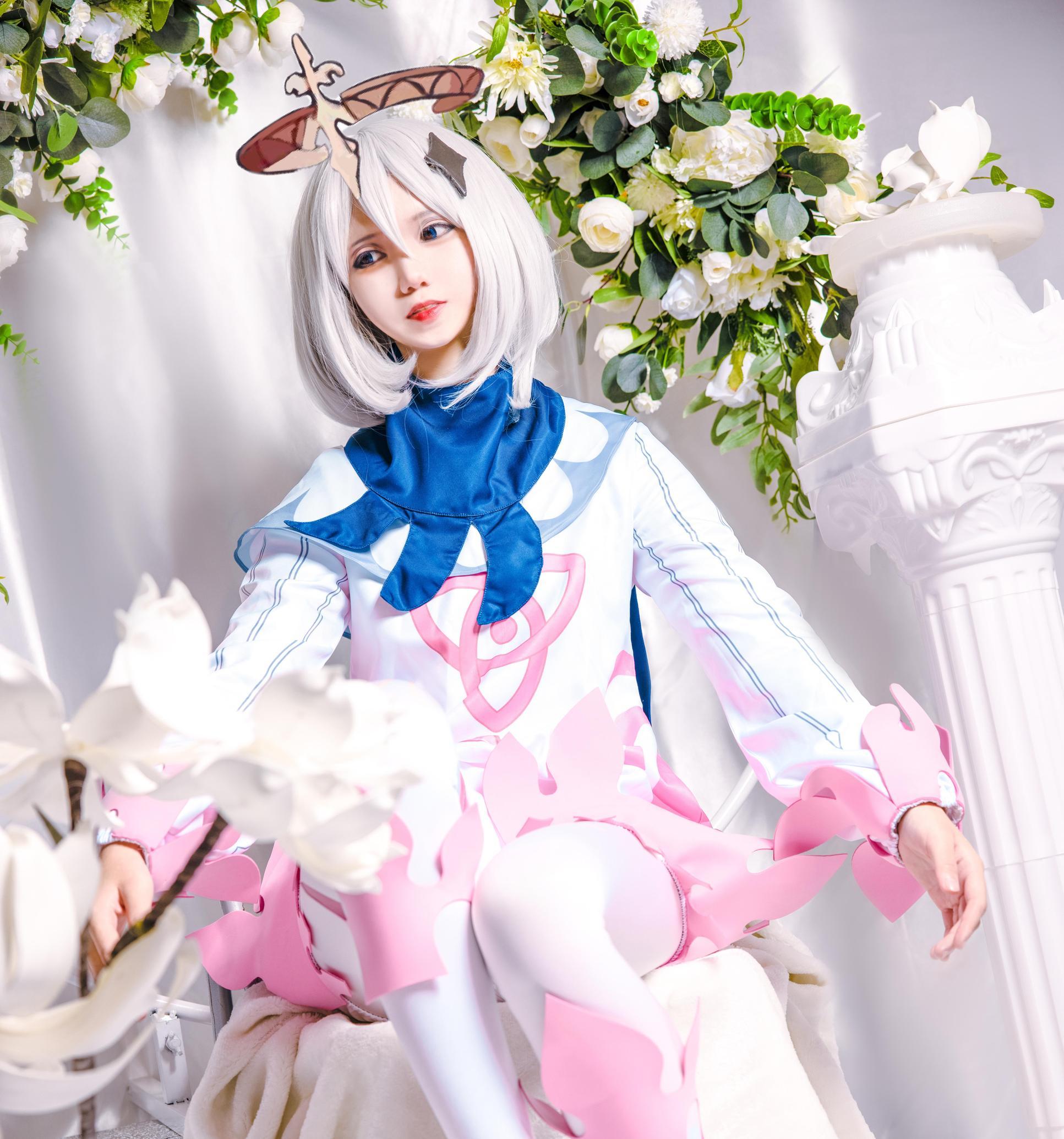 《原神》派蒙cosplay【CN:南千鲤Akirui】-第2张