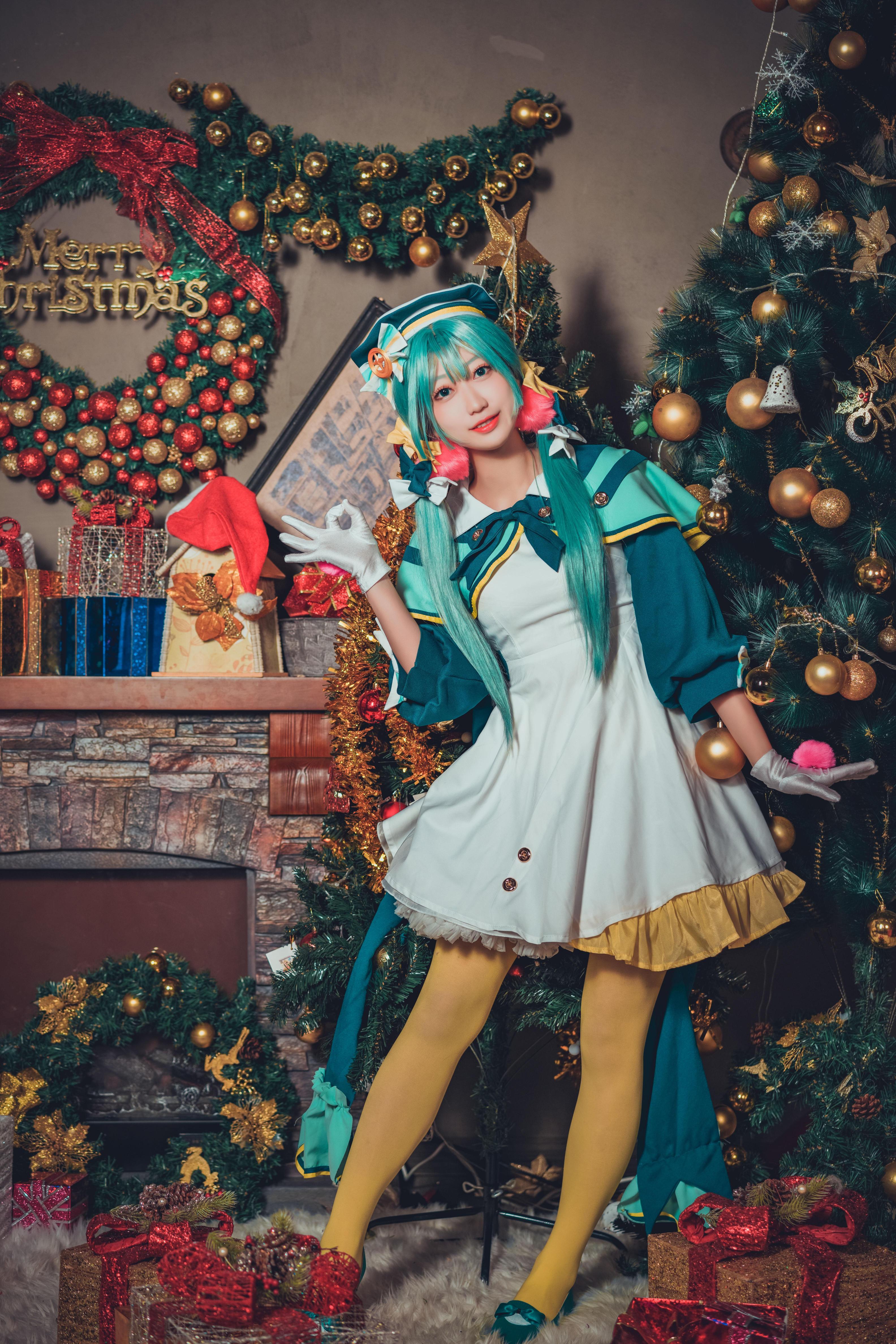 《VOCALOID》初音cosplay【CN:迟又mayoi】-第9张
