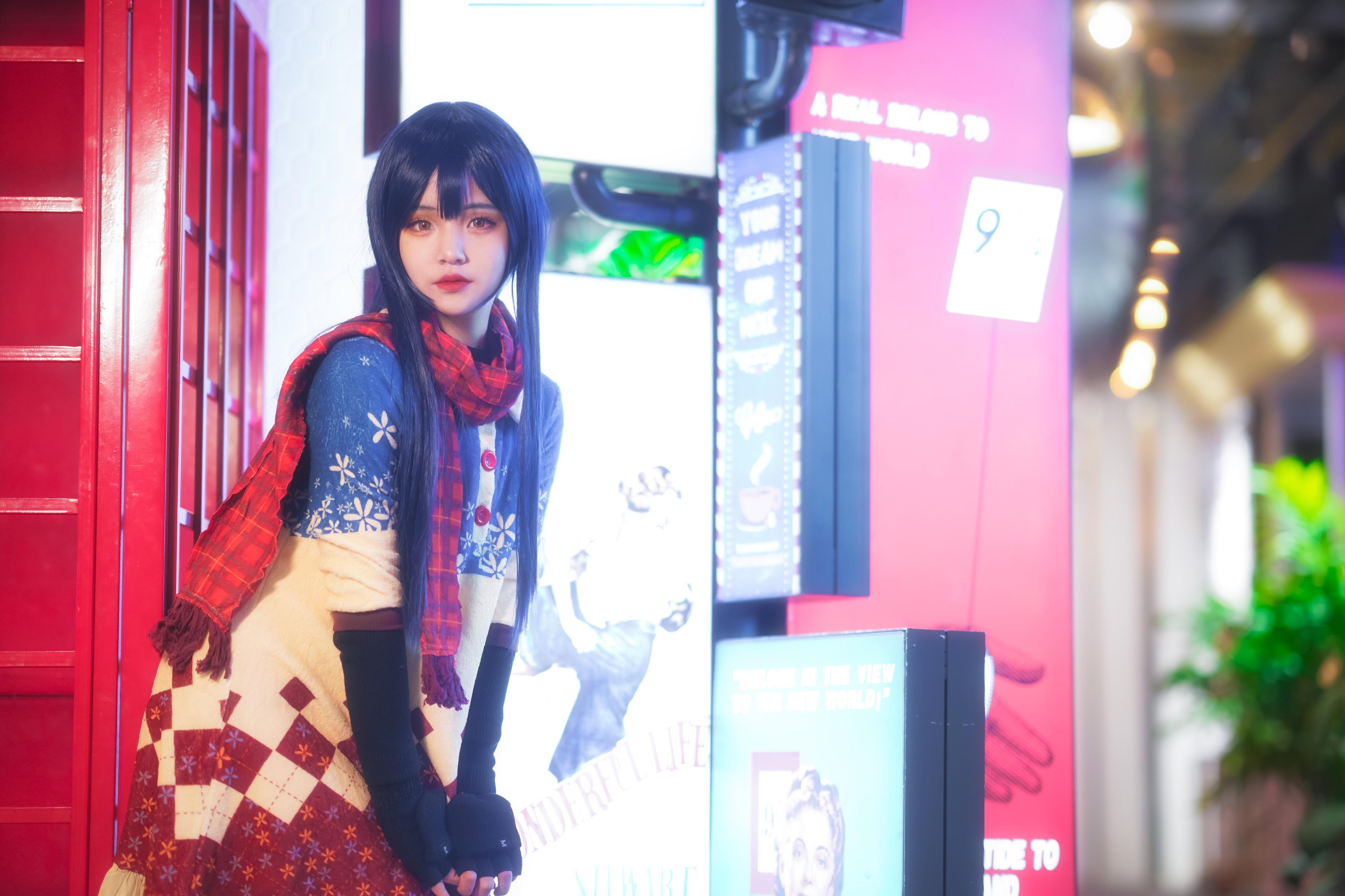 《LOVE LIVE!》漫展cosplay【CN:可森】-第2张