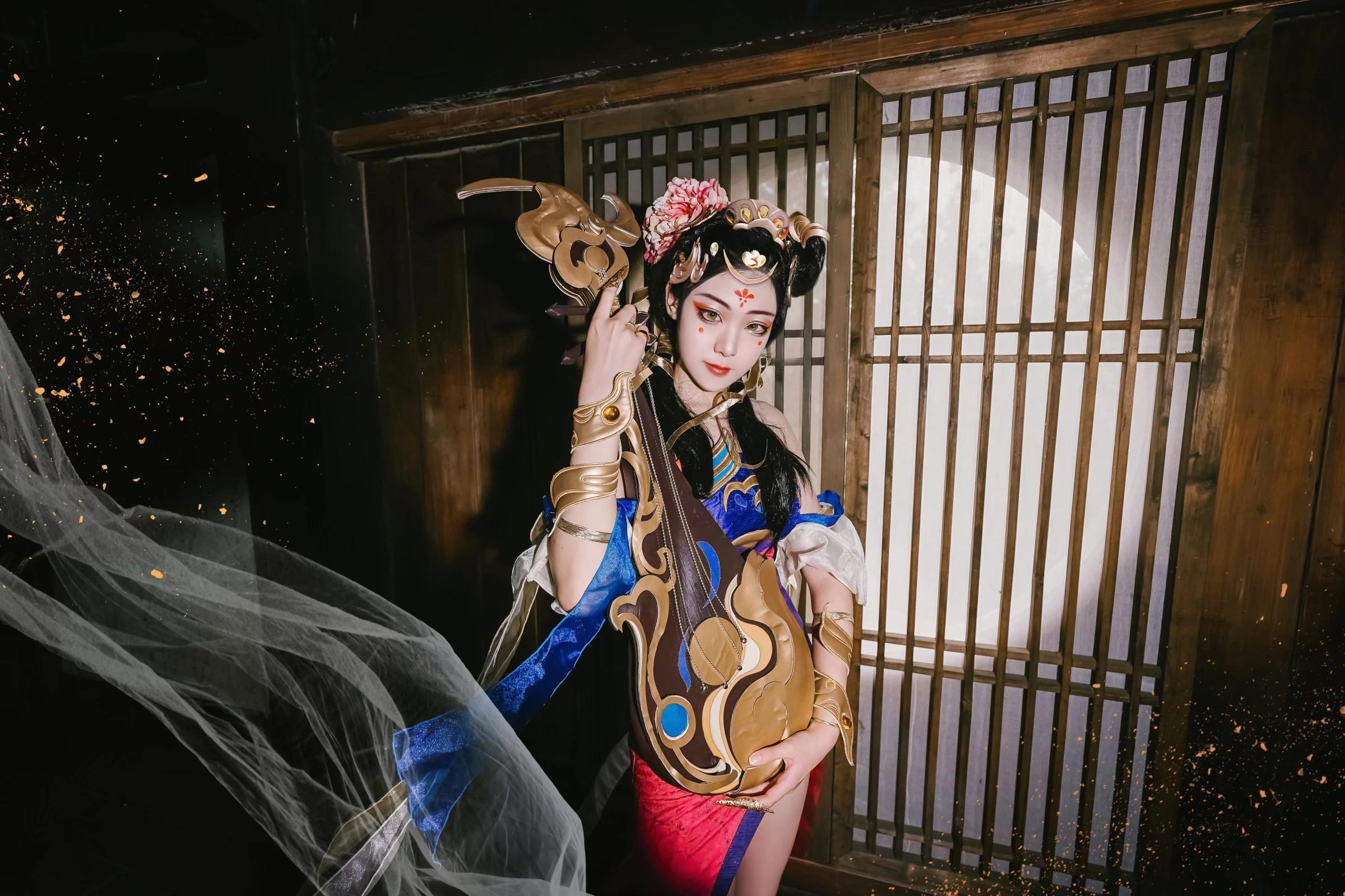 《王者荣耀》神还原cosplay【CN:-GRIS剑-】-第4张