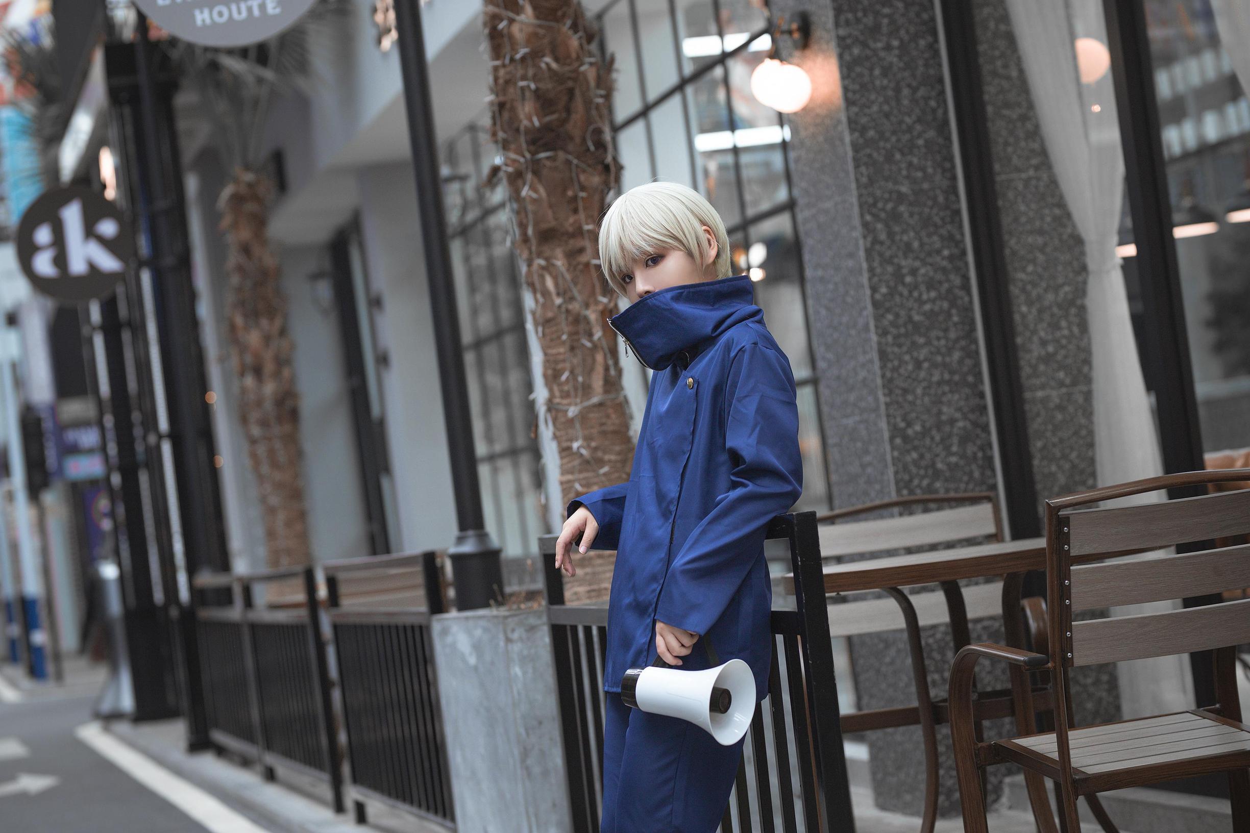 《咒术回战》正片cosplay【CN:春春春子_】-第3张