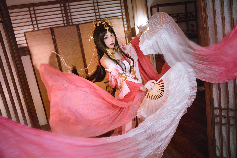 《剑侠情缘网络版叁》剑三cosplay【CN:宴秋Yuki】-第4张