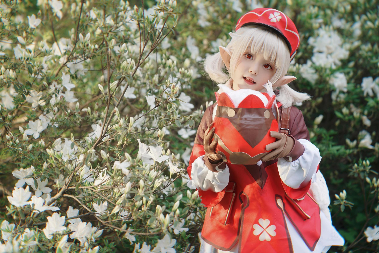 《原神》游戏cosplay【CN:小无邪和猪小糖】-第4张