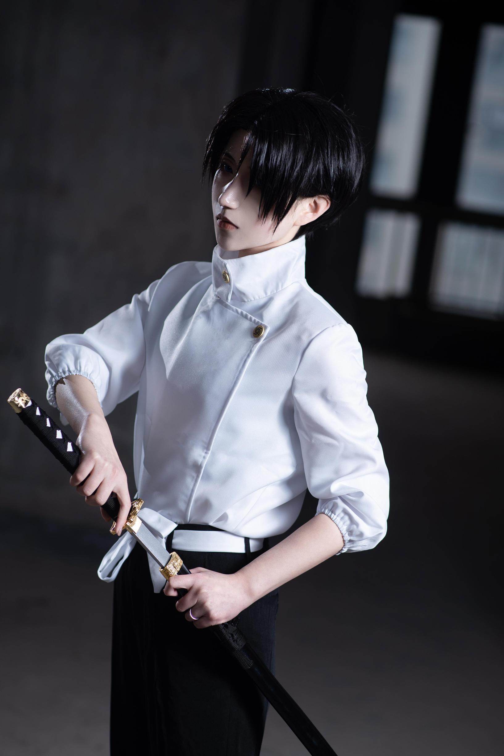 《咒术回战》正片cosplay【CN:物部弥生】-第2张