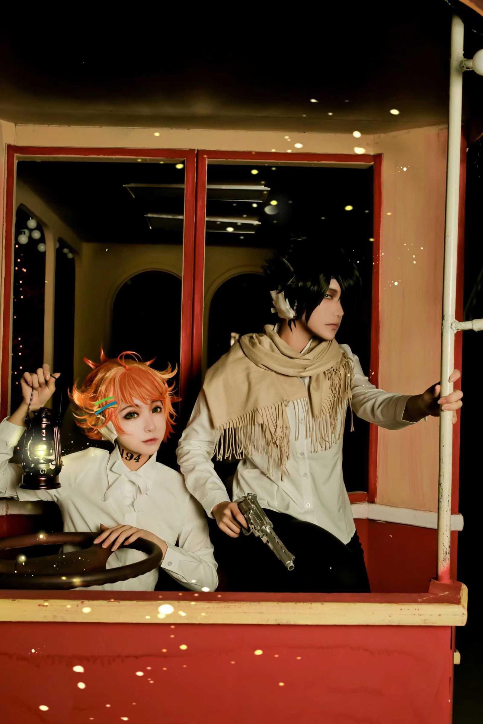 《约定的梦幻岛》推荐cosplay【CN:魑离离离】-第4张